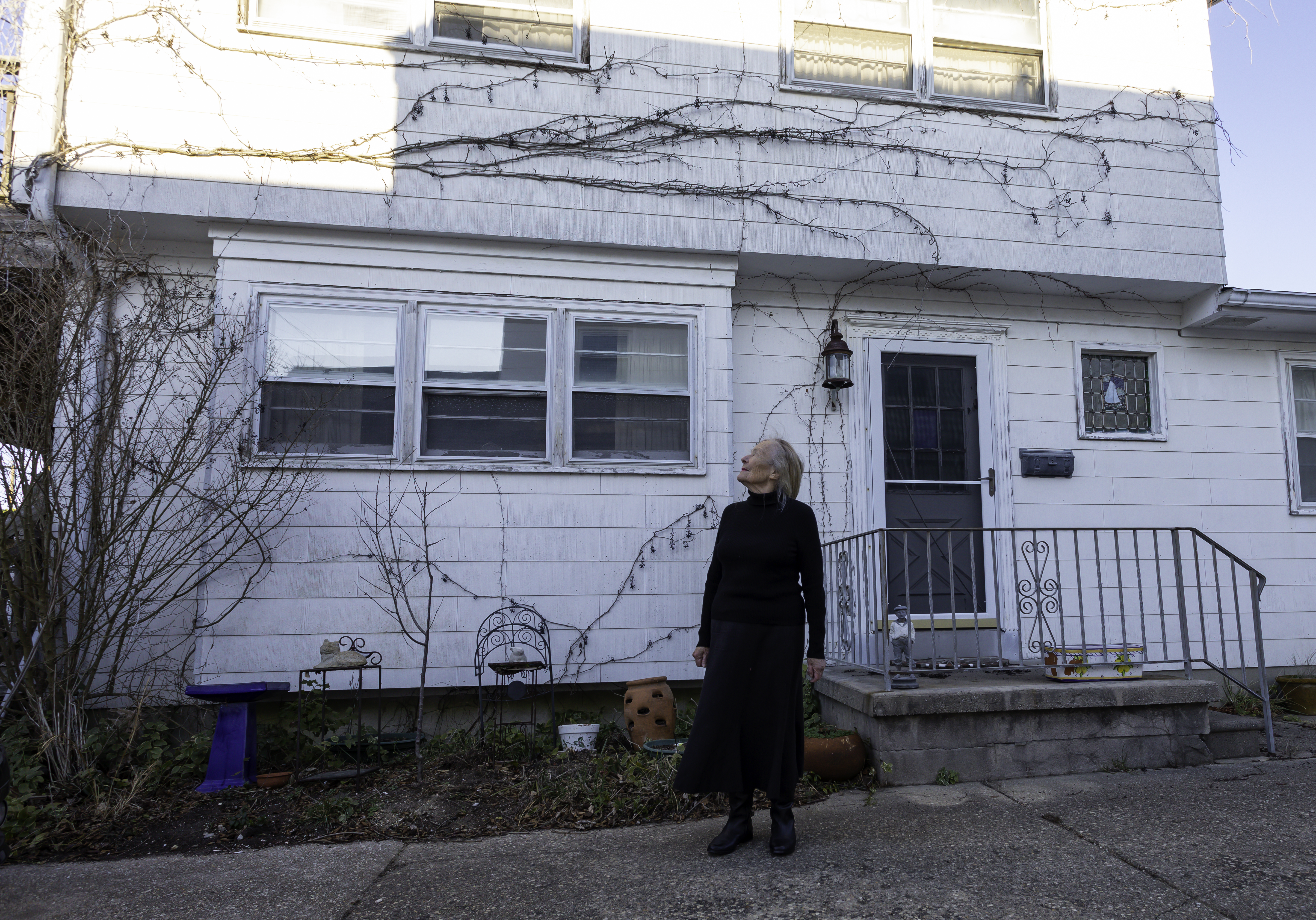 Jersey Shore town ticketed homeowner for vines that creep across her home. She fought them in court.