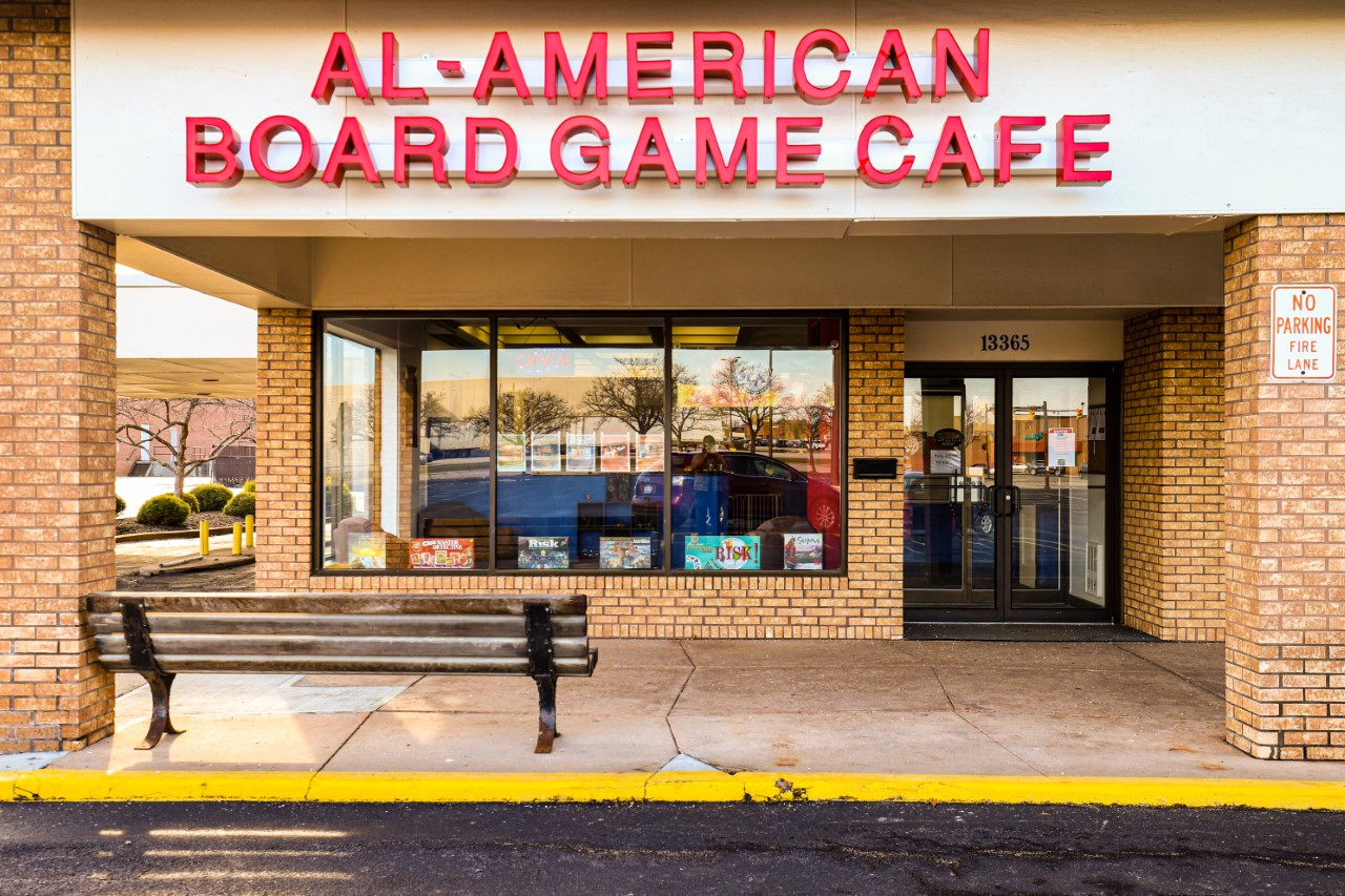 Al-American Board Game Cafe opens in Middleburg Heights