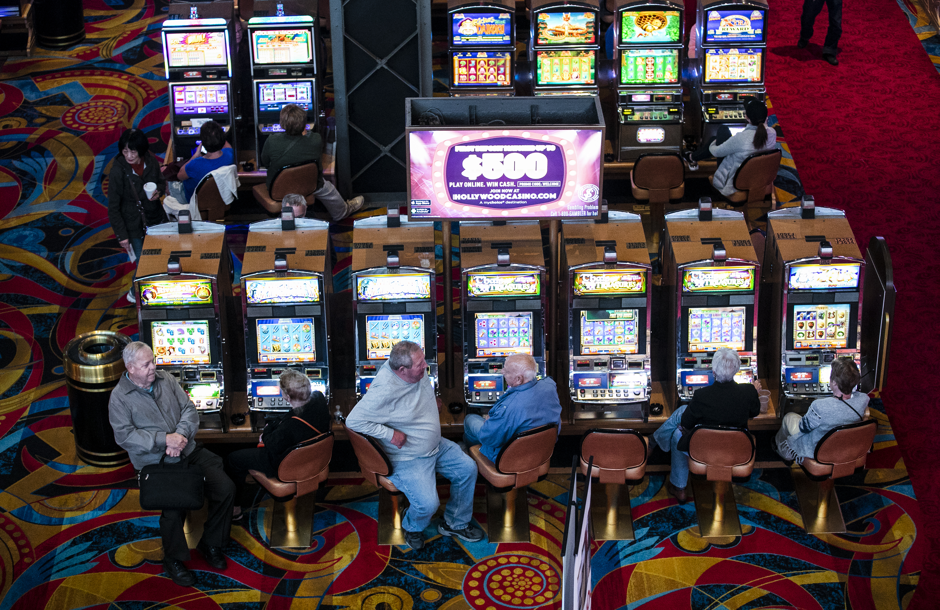 Casino company penna tour mississippi slot machine payout laws
