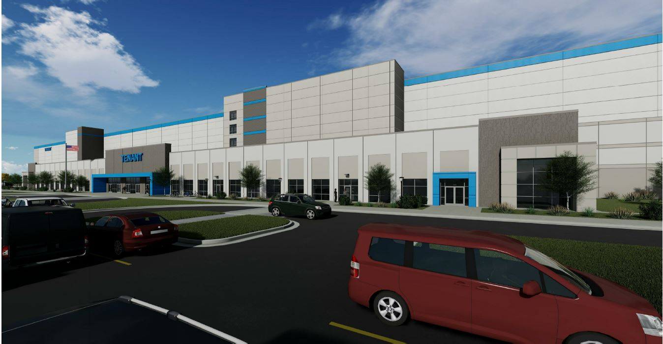 Big distribution center project in Clay gets final OK