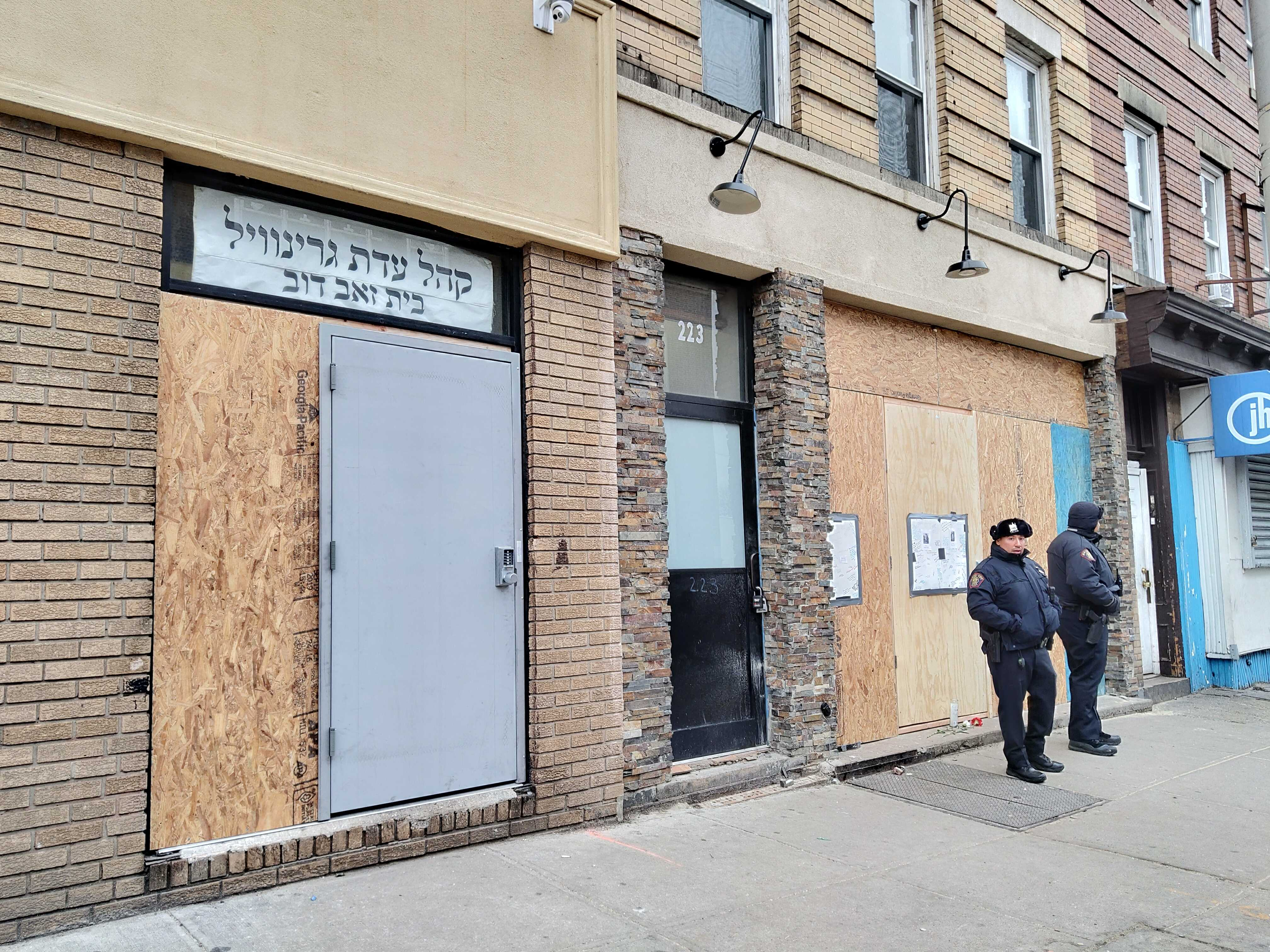 Shooters may have been targeting 50 children in yeshiva, Jersey City mayor suggests