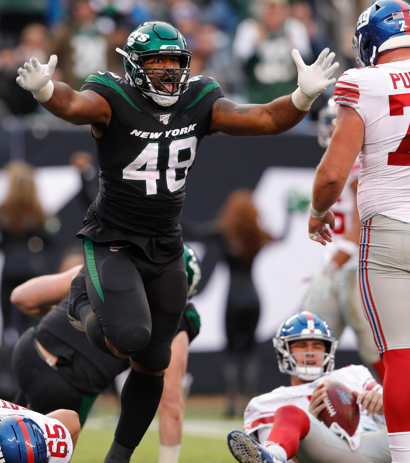 NFL free agents 2020: Bored by Jets-Redskins slog? Keep an eye these 11 players Joe Douglas could target during Week 11 instead