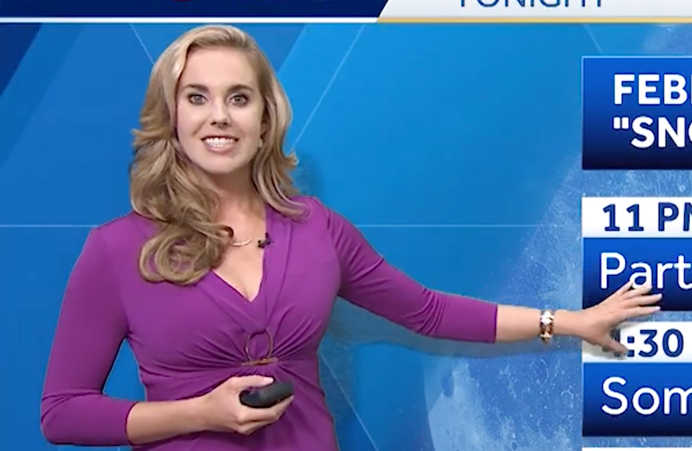 More Changes At Cny Central New Meteorologist Joins Tv Station Updated Syracuse Com