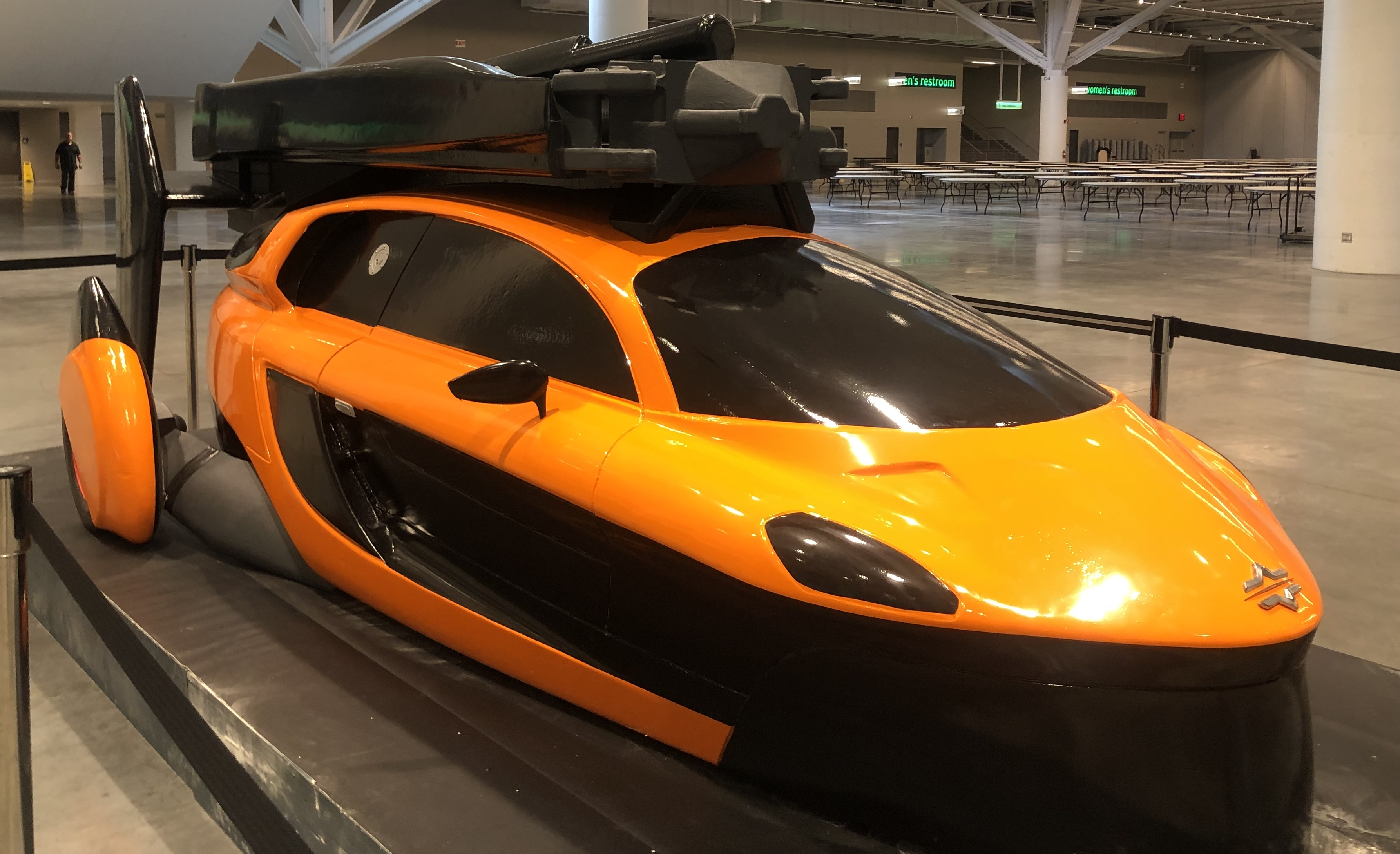 Flying Cars Are Coming Cleveland And You Can See A Model Cleveland Com