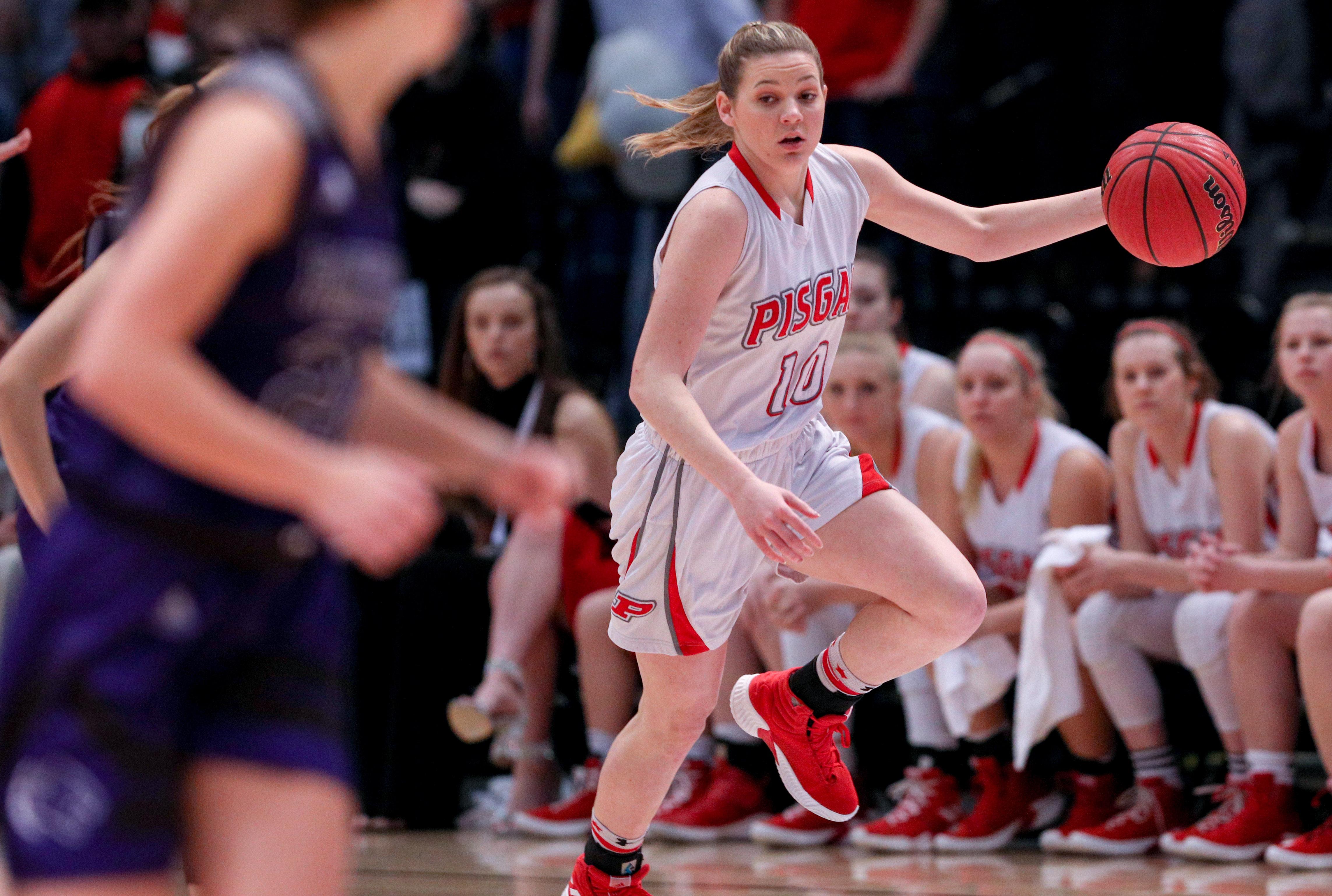 Auburn Signee Annie Hughes Picked As State S Best Girls