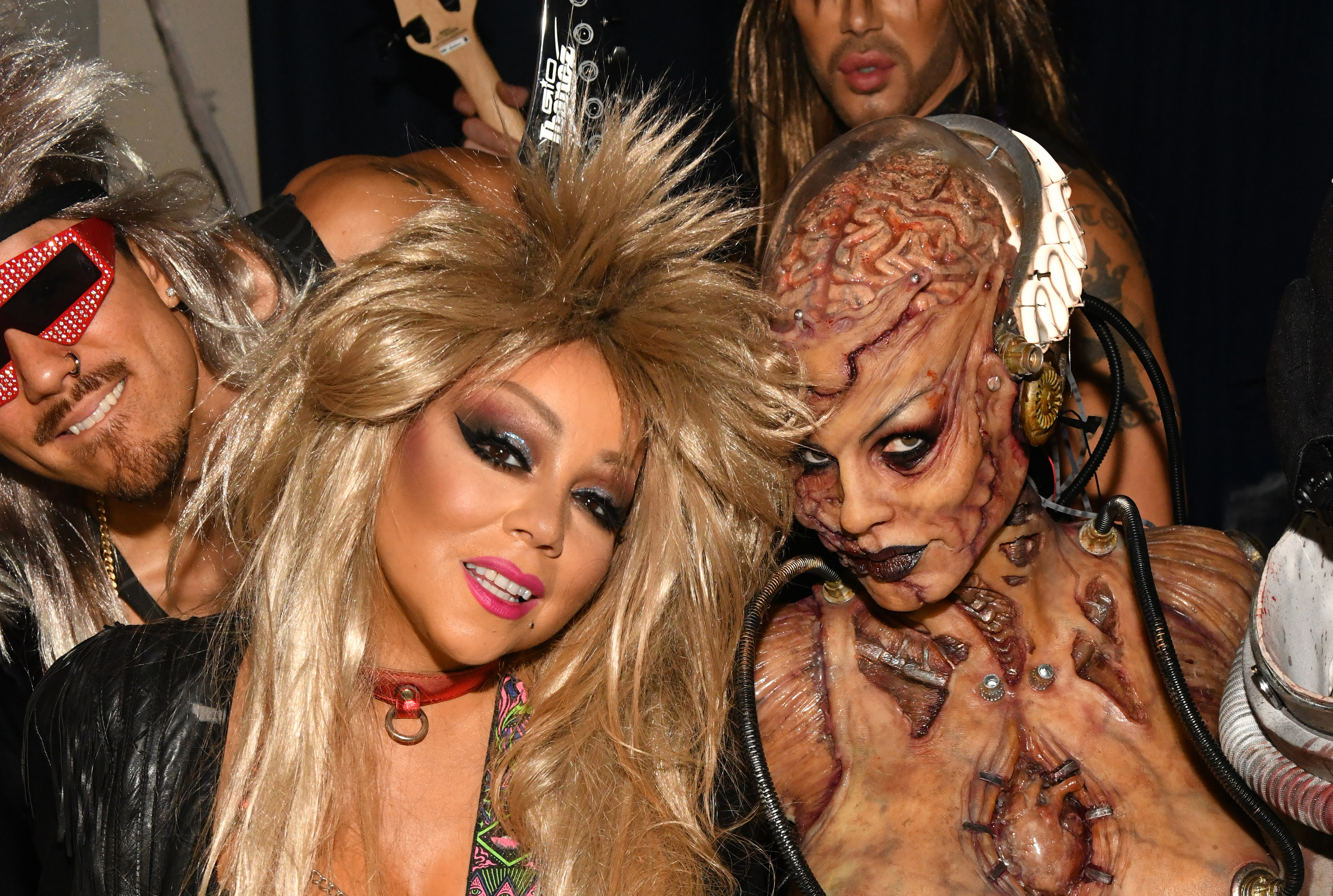 Celebrity Halloween Costumes 2019 Who Wore It Best Photos