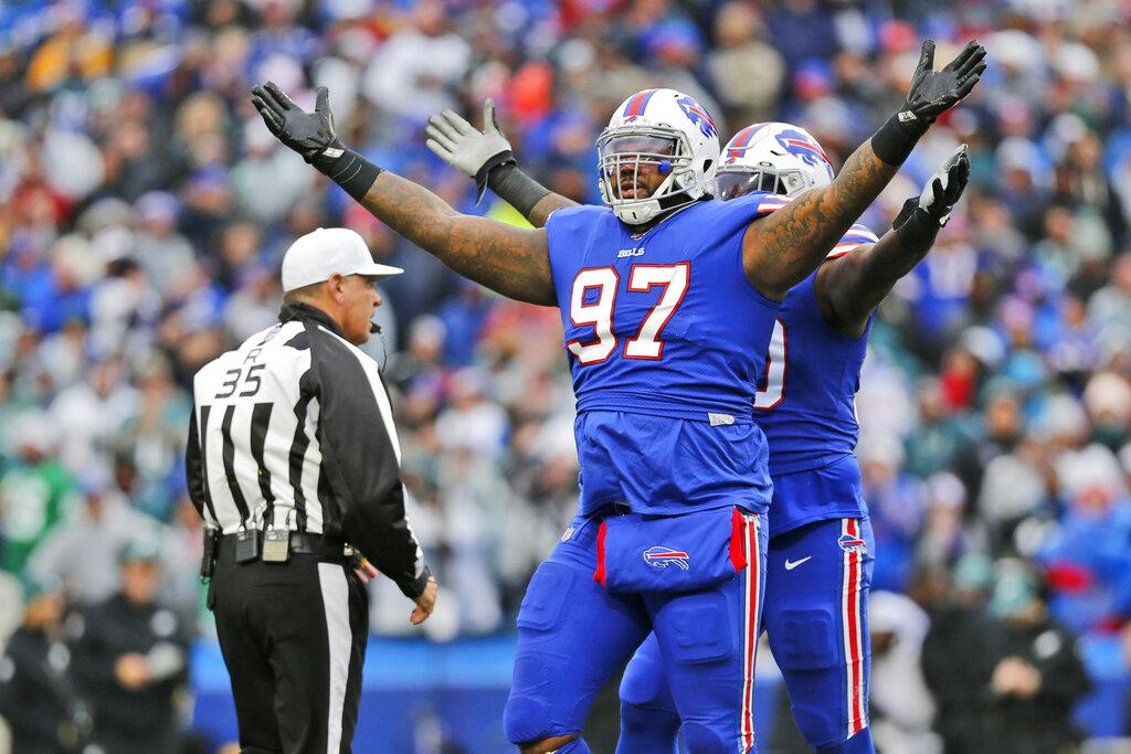 NFL rumors: Executives believe Buffalo Bills will use franchise tag on Jordan Phillips