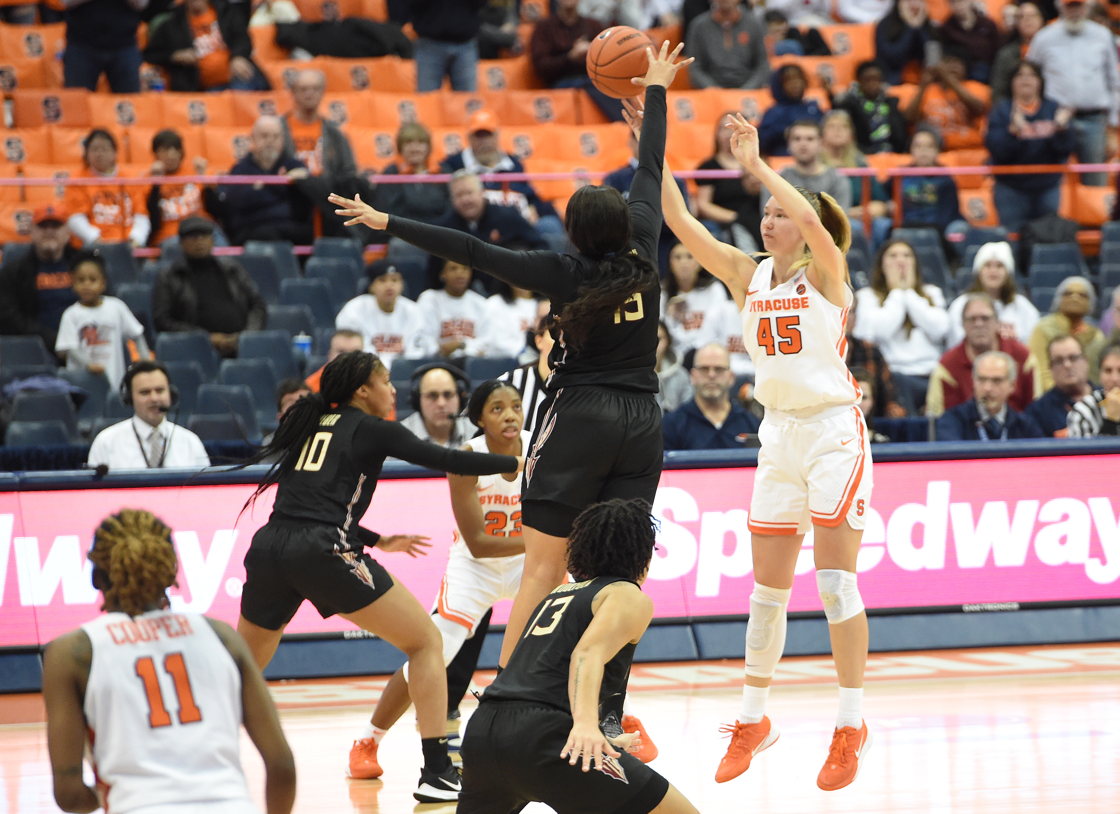 Syracuse women's basketball star will be OK if she follows the most important rule