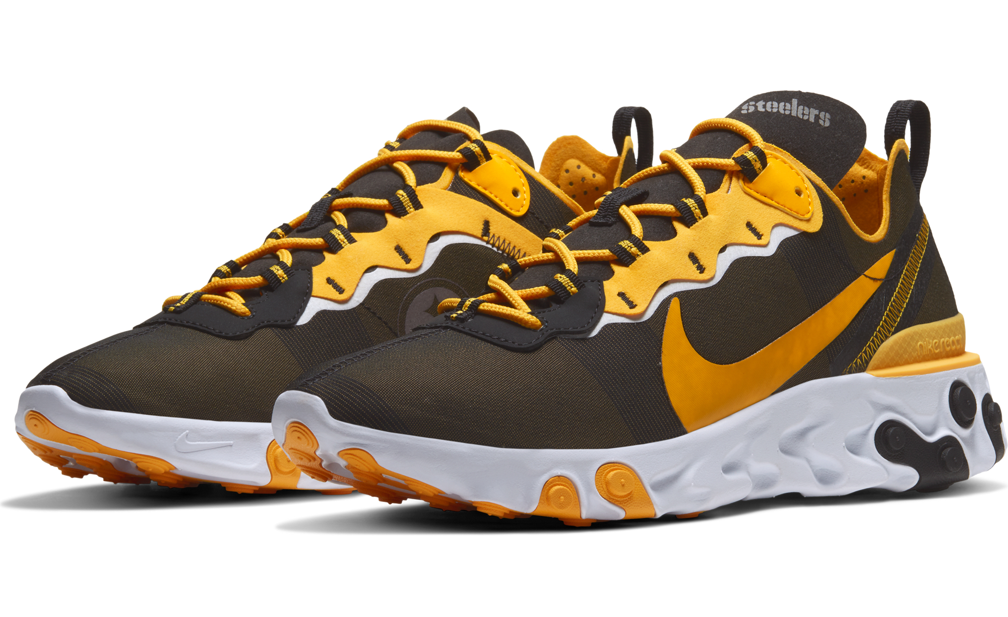 Would you pay $140 for these Steelers-themed limited edition Nike sneakers?