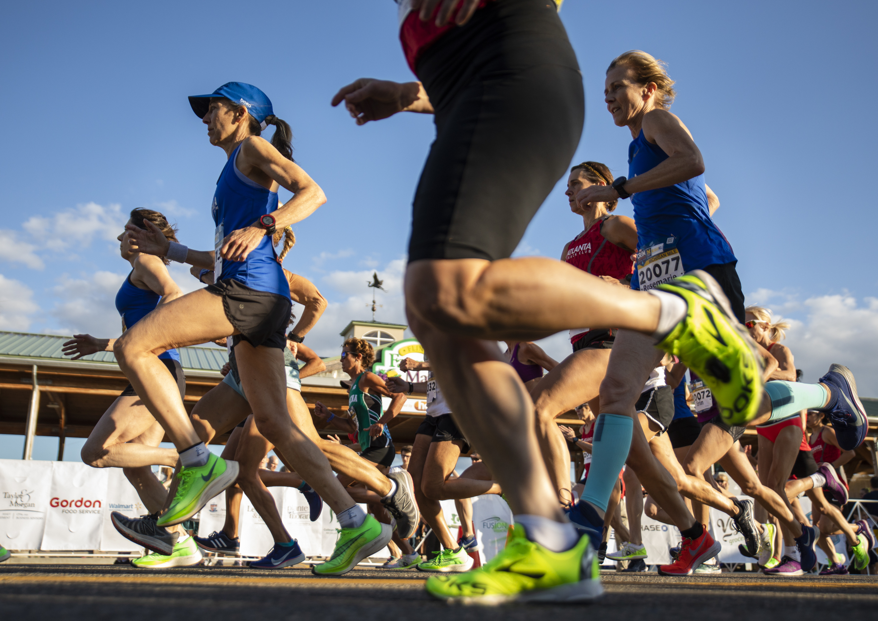 Crim kicks off with Michigan Mile in downtown Flint