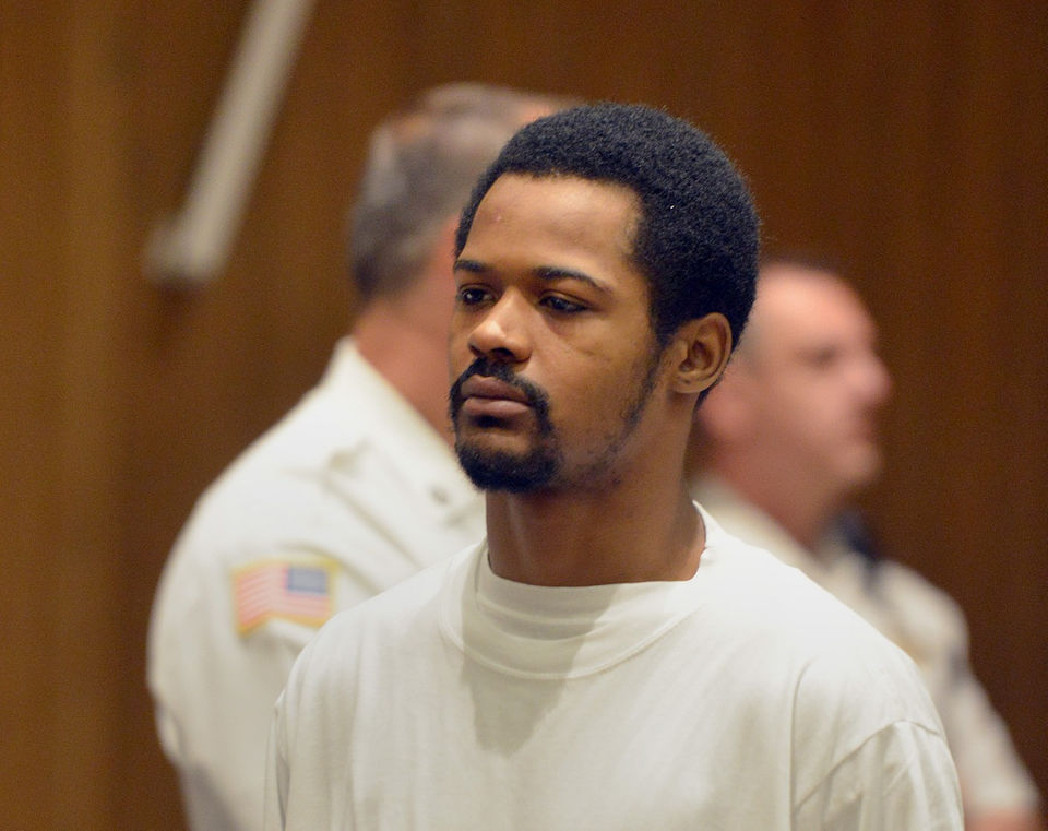 Terrance Montgomery, guilty of murder in 2018 Springfield shooting of Paul Finegan, sentenced to life in prison