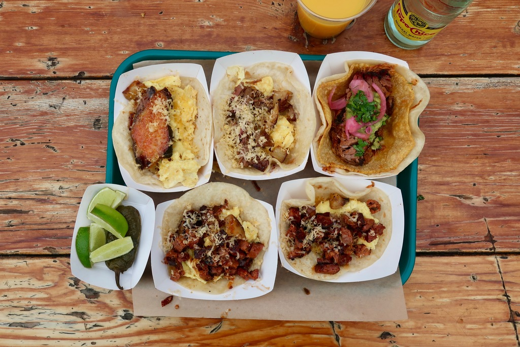 This Southeast Portland taco cart was just named one of America's best new restaurants