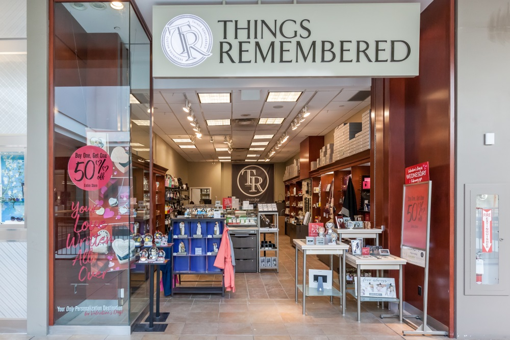 Things Remembered will stay alive, but fewer than half of its stores will remain under new owner