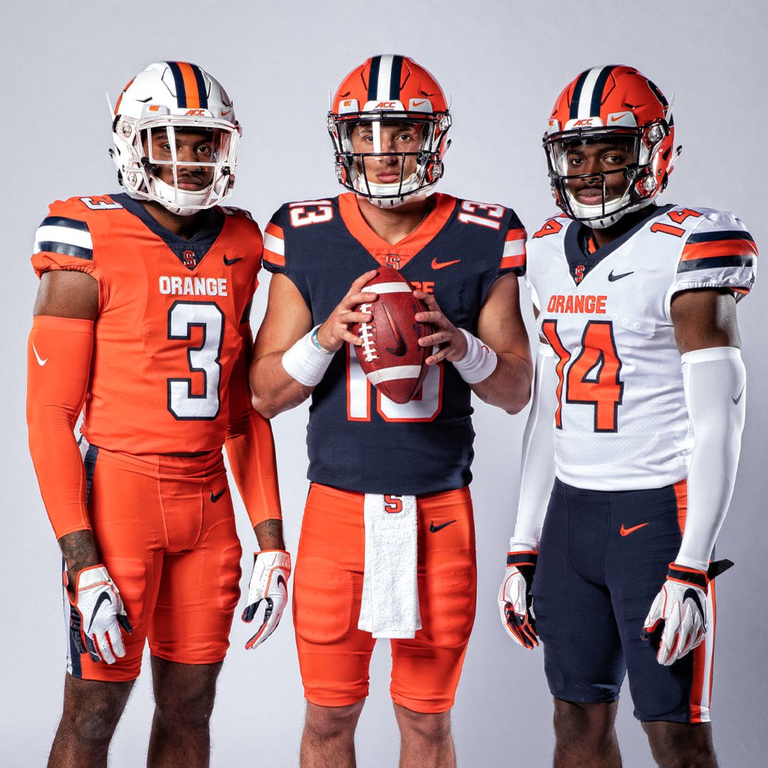 Syracuse football will wear 'classic' uniforms against No. 1 Clemson; SU student section renamed; more