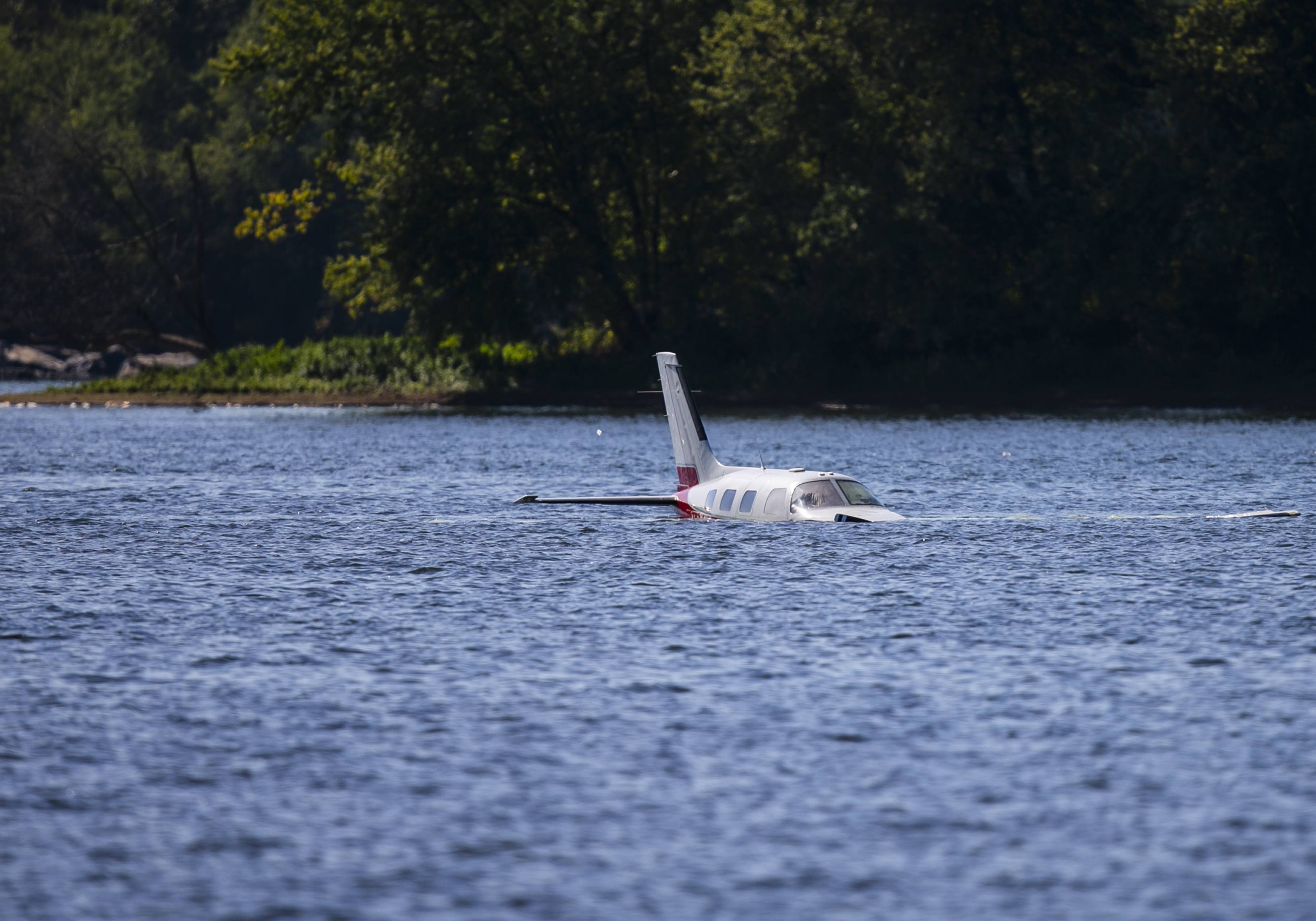 Training for emergency would have helped pilot in Susquehanna River crash landing