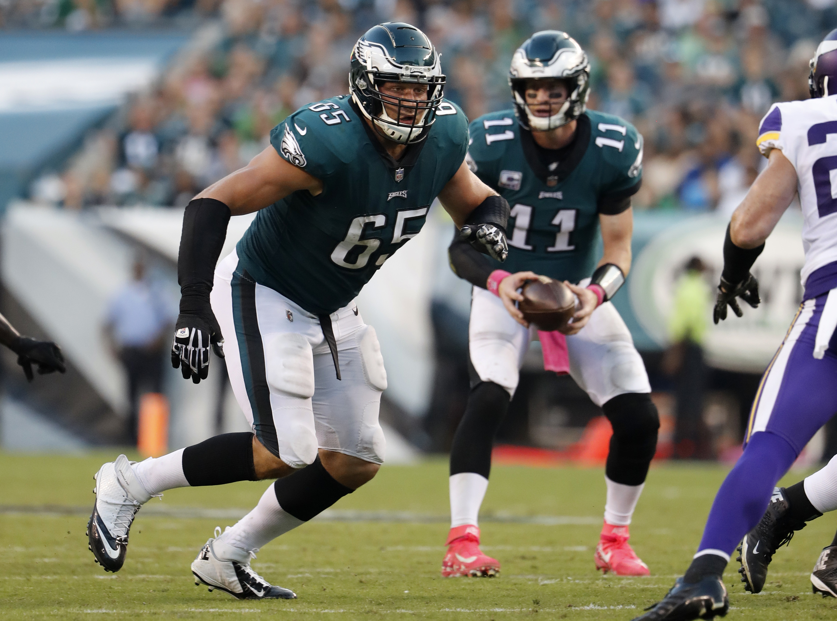 NFL on TV today (10/13/19): What time, channel is Philadelphia Eagles vs. Minnesota Vikings on Sunday? FREE live stream, watch online | NFL Week 6
