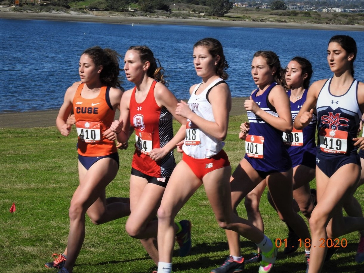 Tully junior wins USATF cross country championship in San Diego