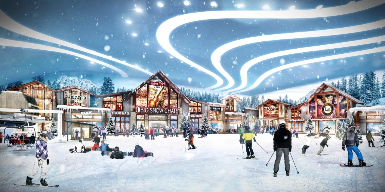 16-story indoor ski slope at American Dream opens soon. Here's what it'll cost you.