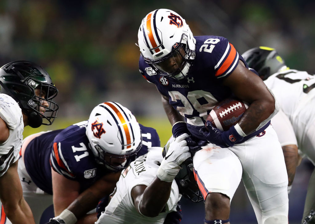 What running back Boobee Whitlow's injury means for Auburn's offense