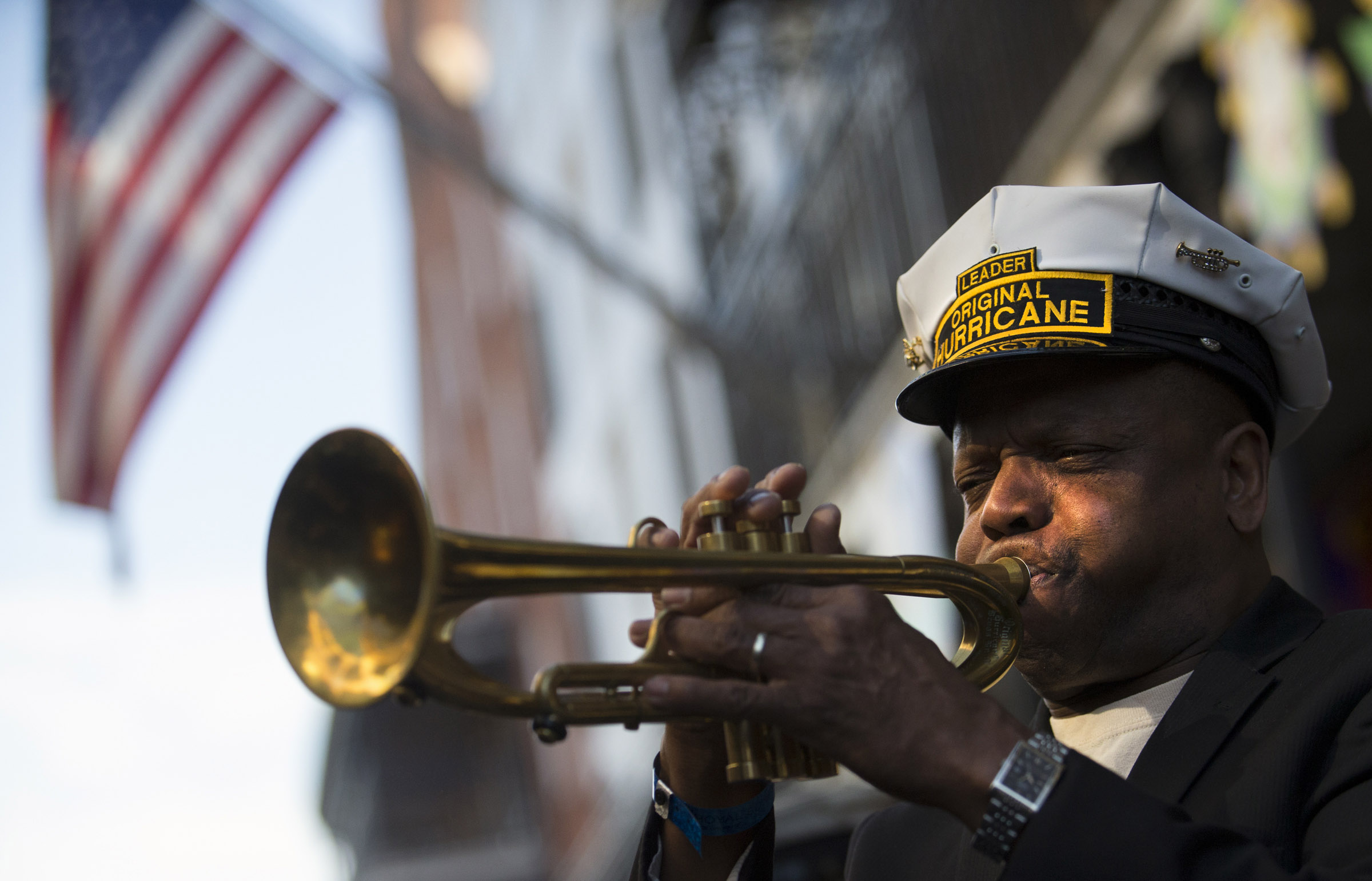 "New Orleans trumpter Leroy Jones is the subject of the music documentary ""A Man and His Trumpet: The Leroy Jones Story,"" which will play at the 2018 New Orleans Film Festival."