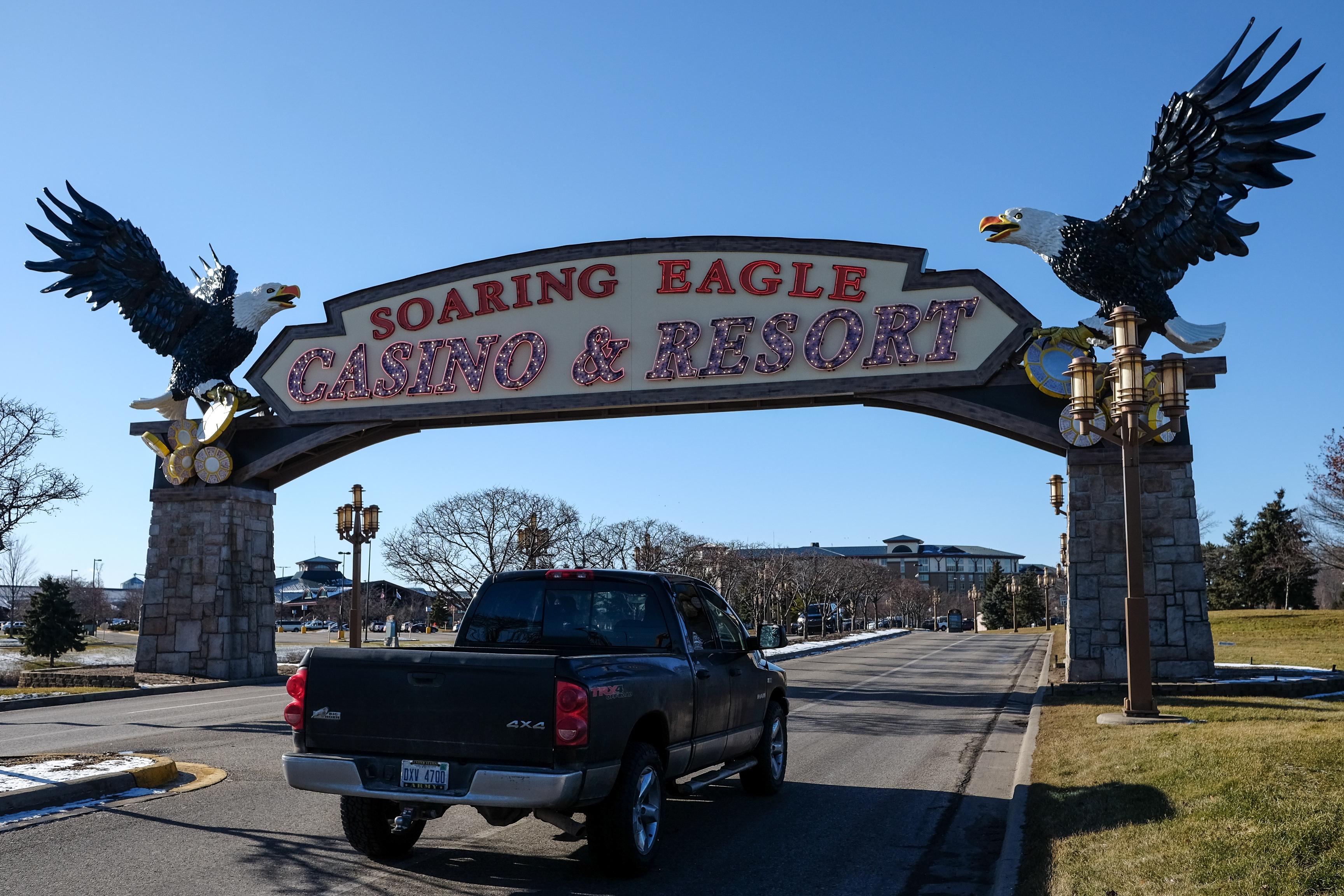 Soaring eagle casino deals casino nogales sonora