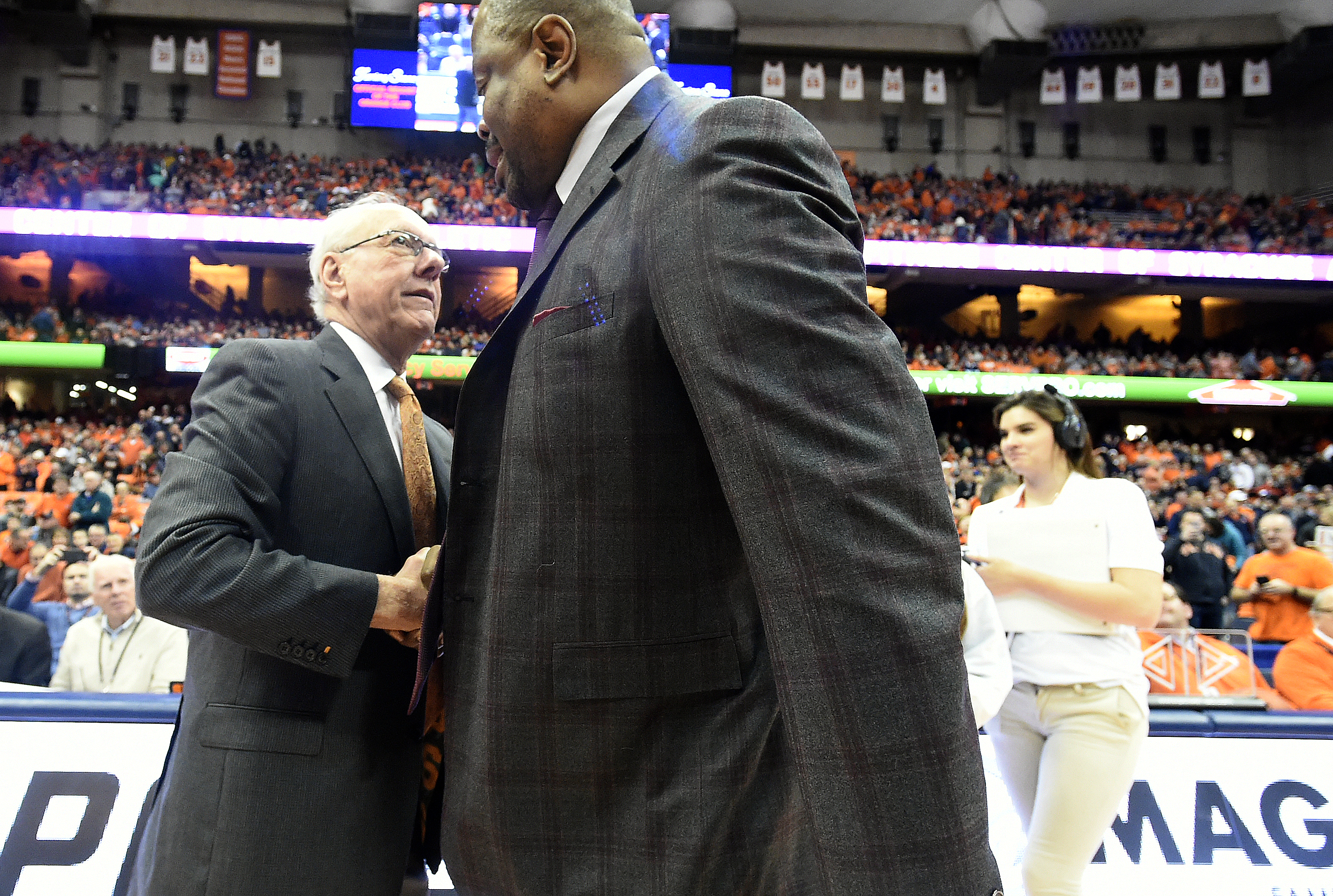 The Syracuse-Georgetown rivalry hasn't reached its expiration date yet