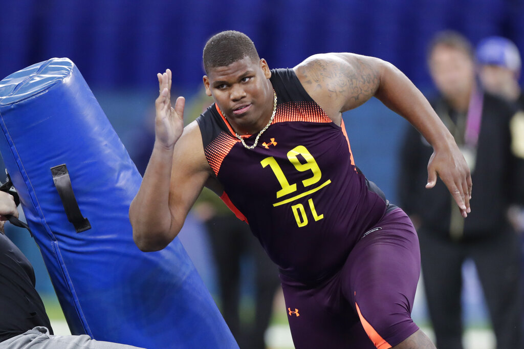 NFL Draft 2019: Possible Jets, Giants target Quinnen Williams' favorite NFL player will surprise you