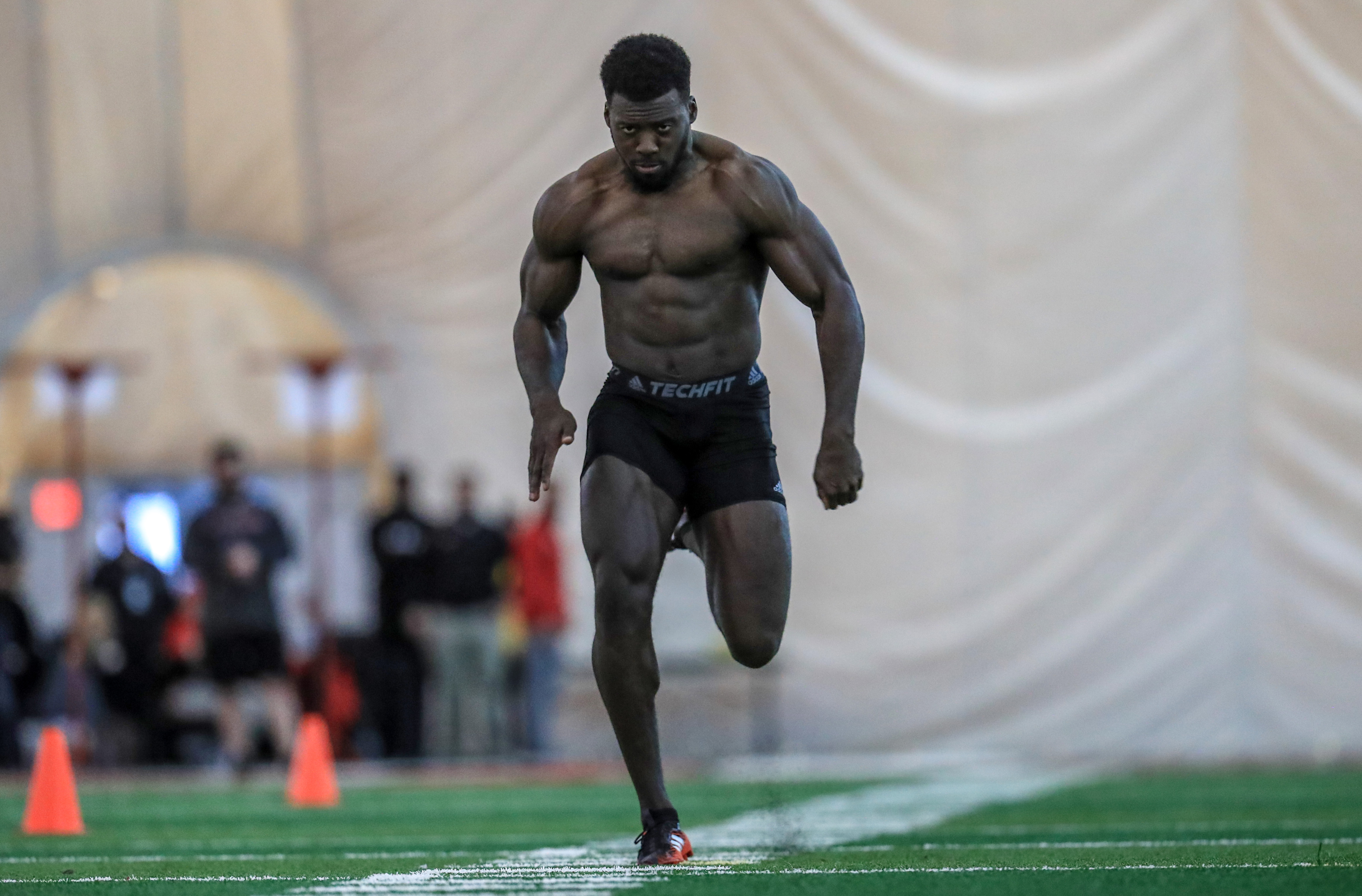 NFL Draft 2019: Rutgers left tackle Tariq Cole to attend all 3 local pro days