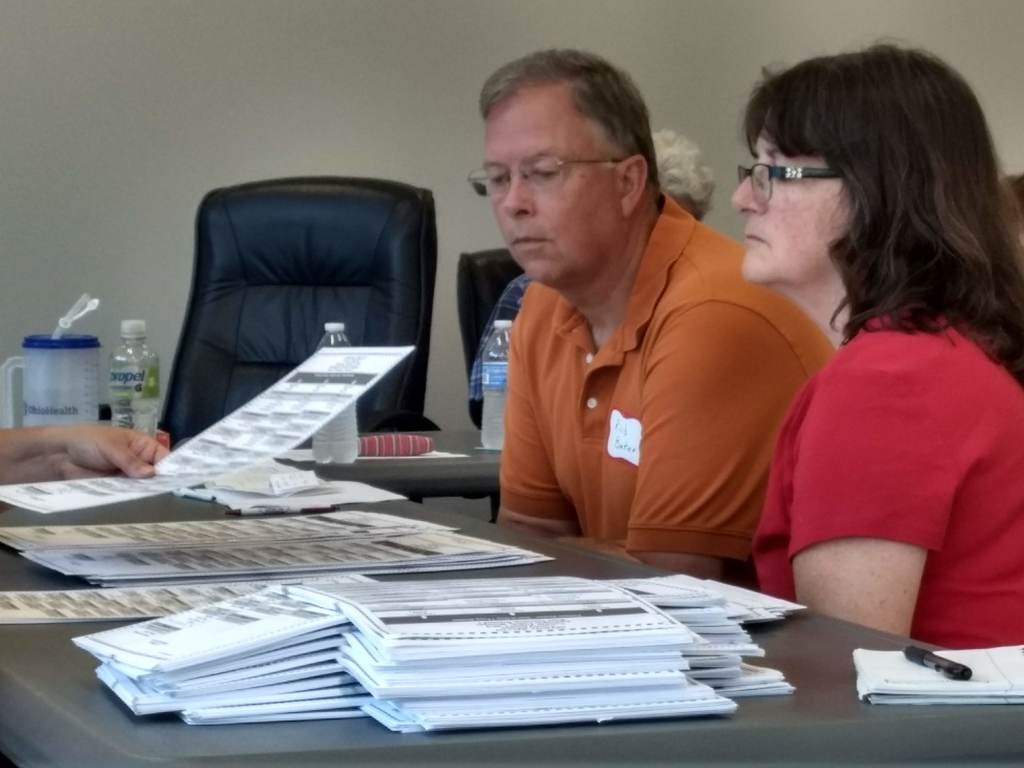 Local official ousted after write-in candidate wins recount by 1 vote