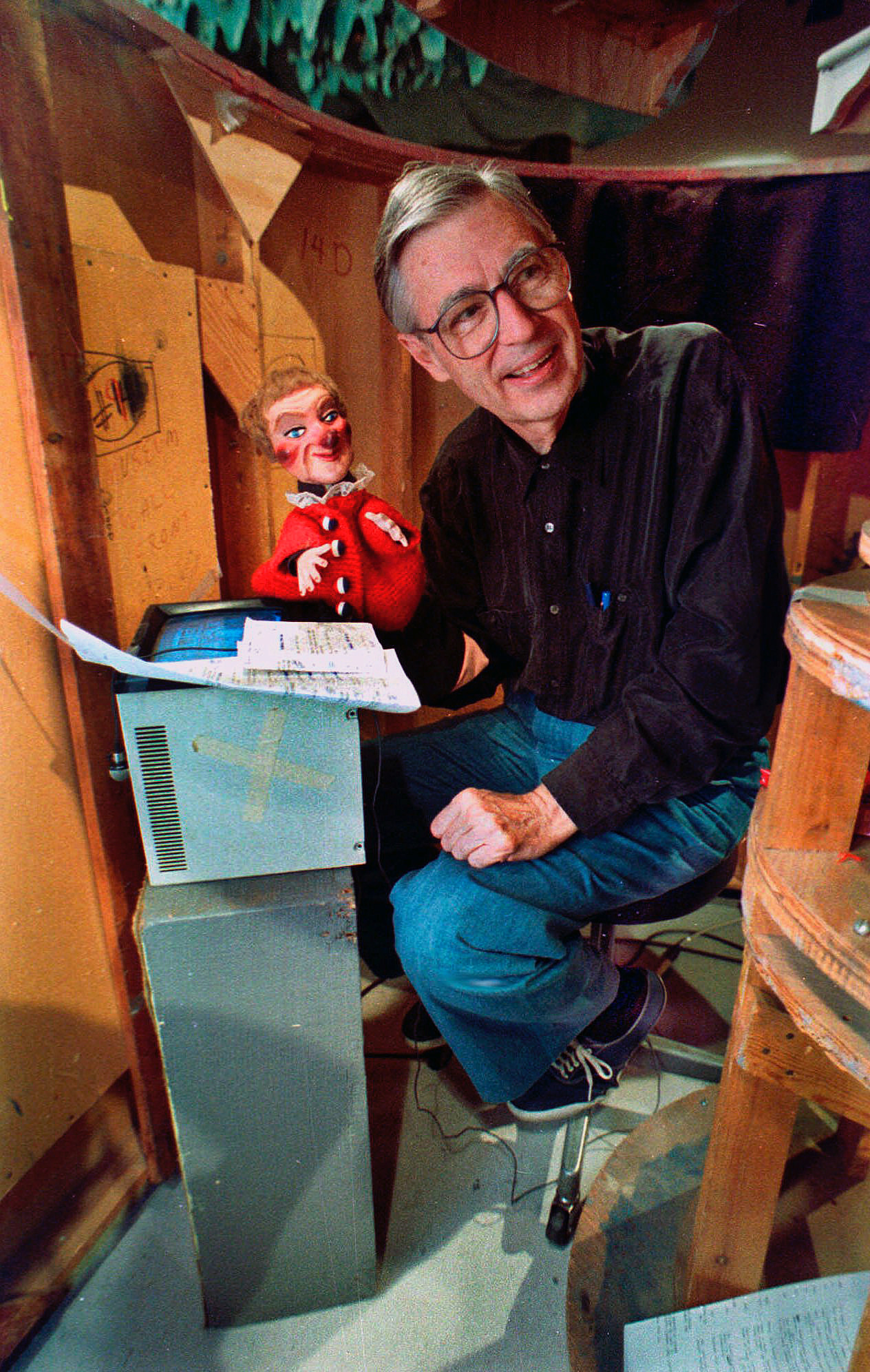 Mister Rogers First Asked Won T You Be My Neighbor On Feb 19 1968 Pennlive Com