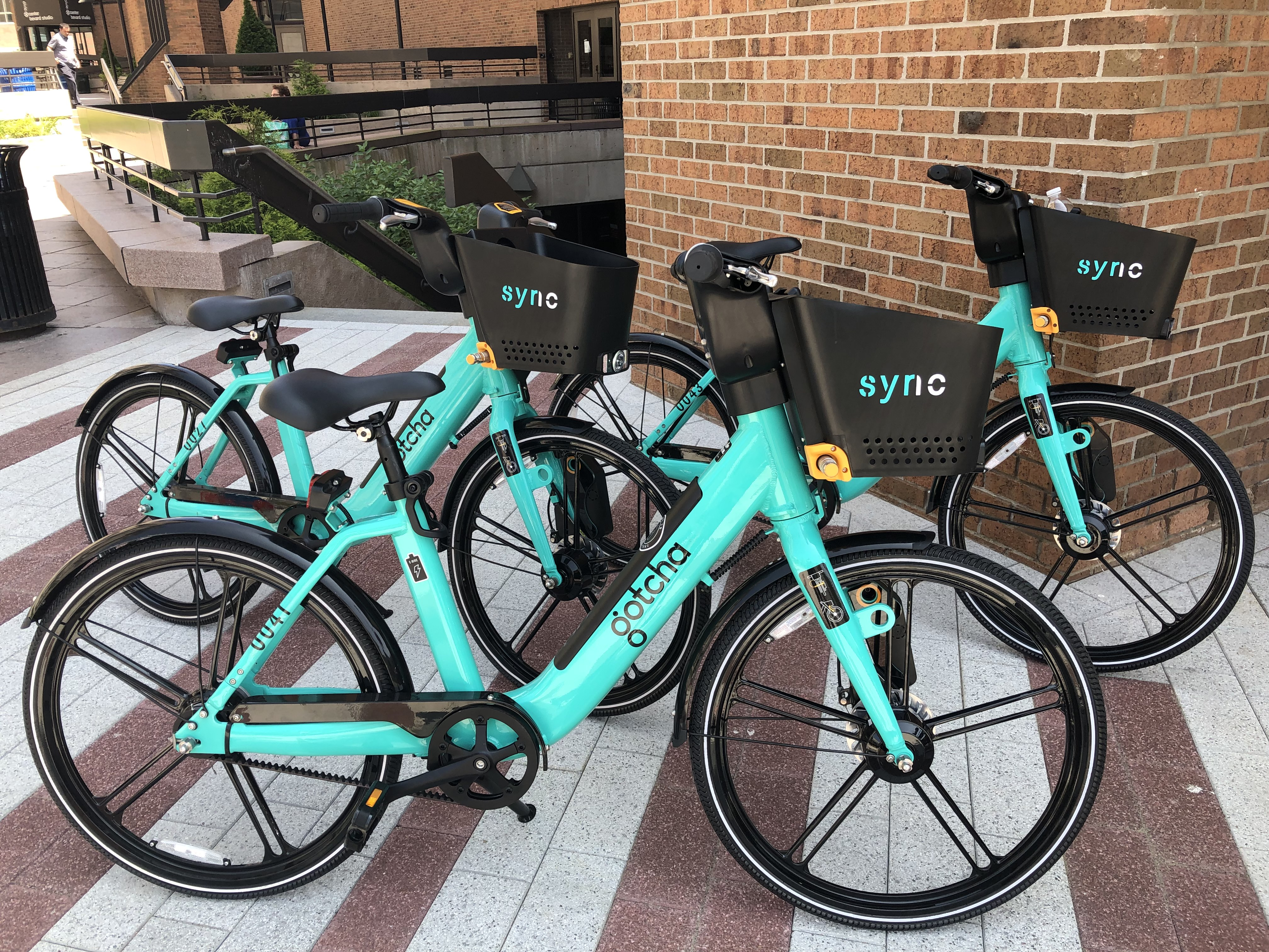 Syracuse's public bikes back in service, free to ride Friday