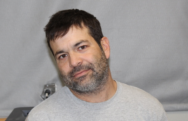 Ludlow man accused of biting police officer, hitting girlfriend arrested