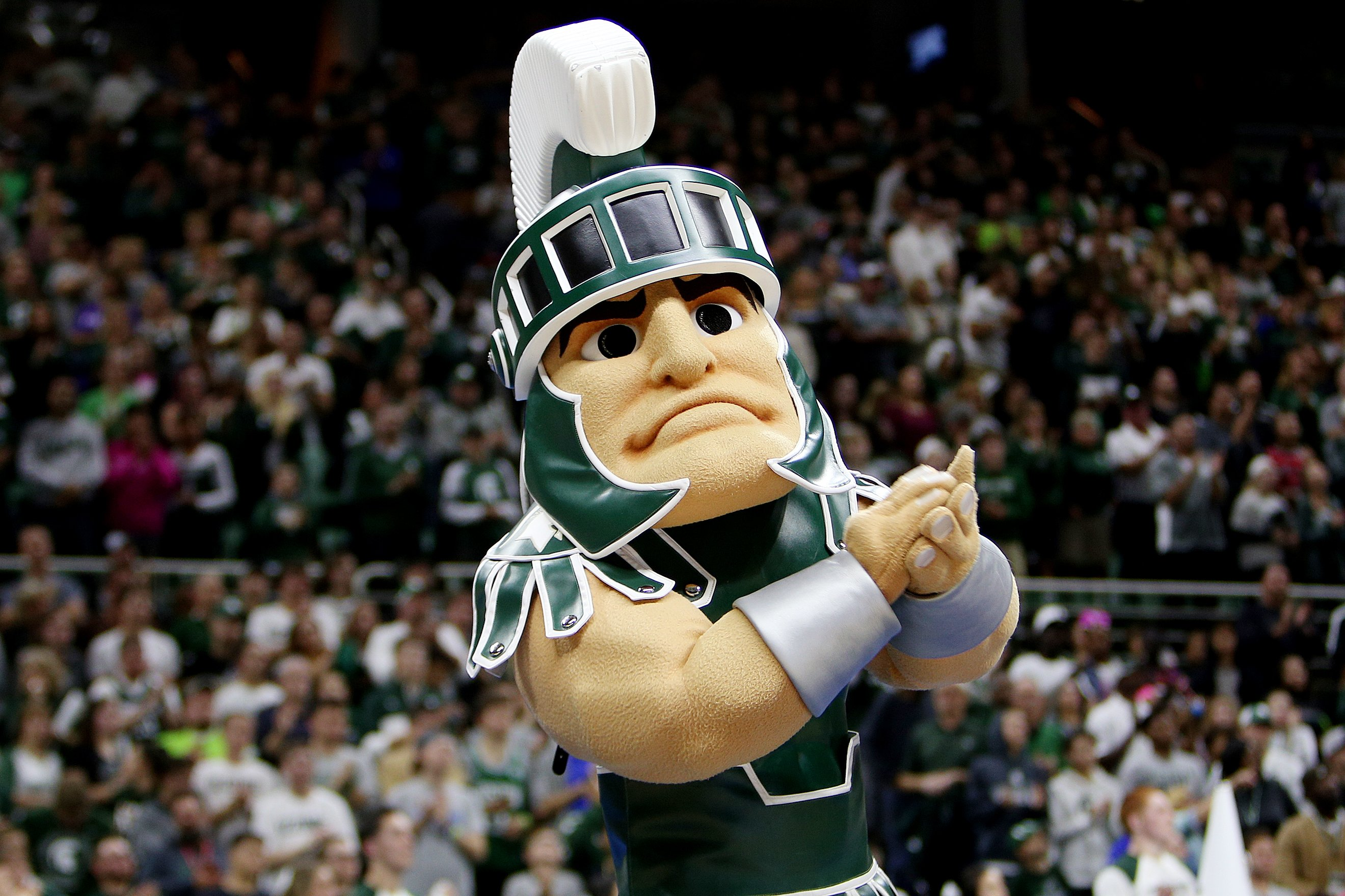 Big Ten Power Poll: Brutus still brutal, Goldy still golden, and Sparty in ill mood should make Penn State nervous