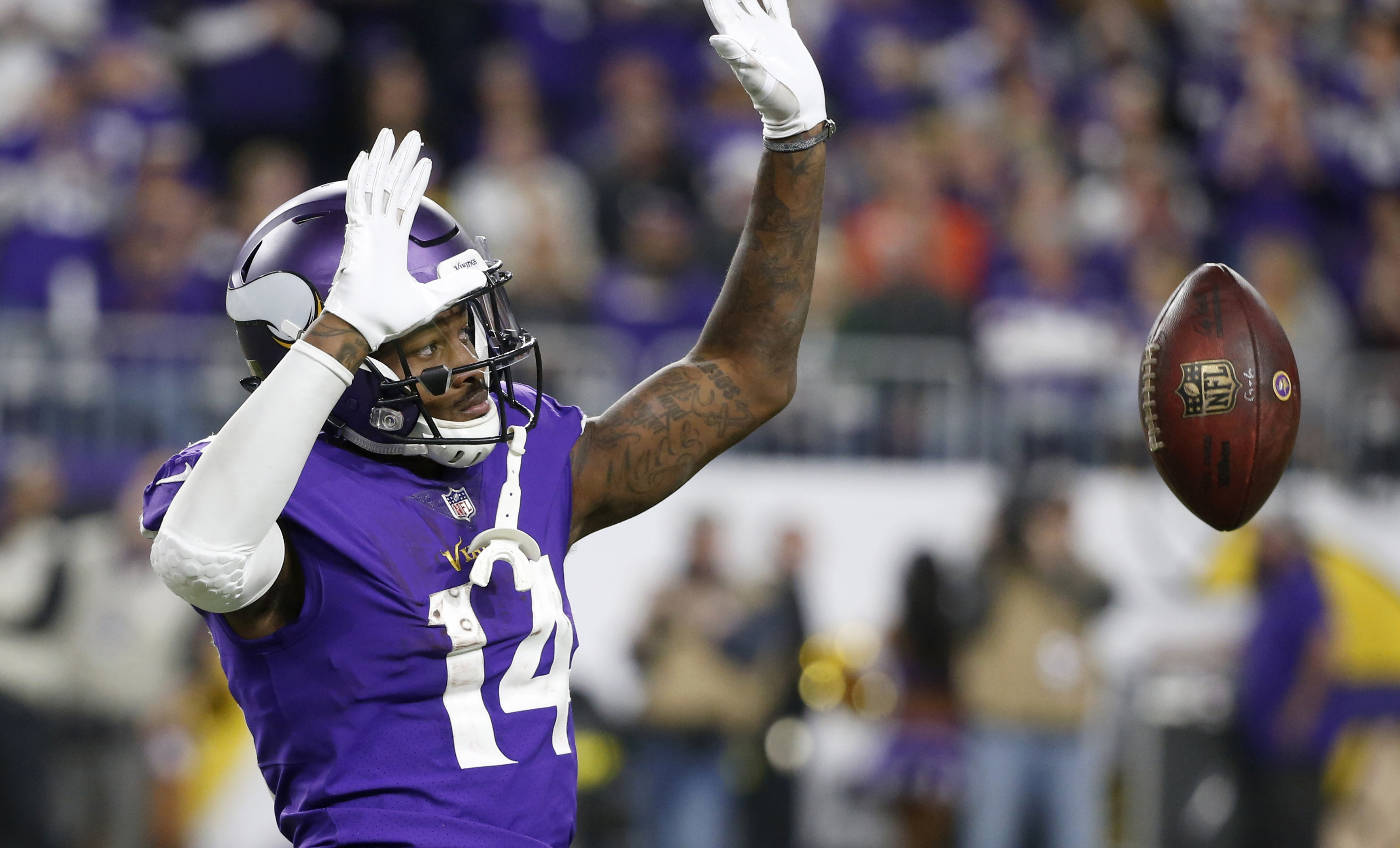 NFL trade rumors: Why Patriots-Vikings Stefon Diggs deal sounds like a no-go