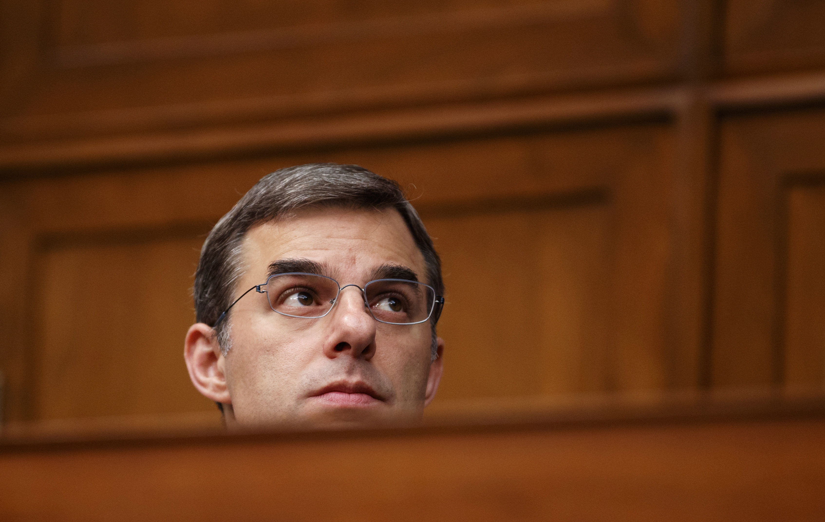 Libertarian Party courting Justin Amash for third-party presidential run