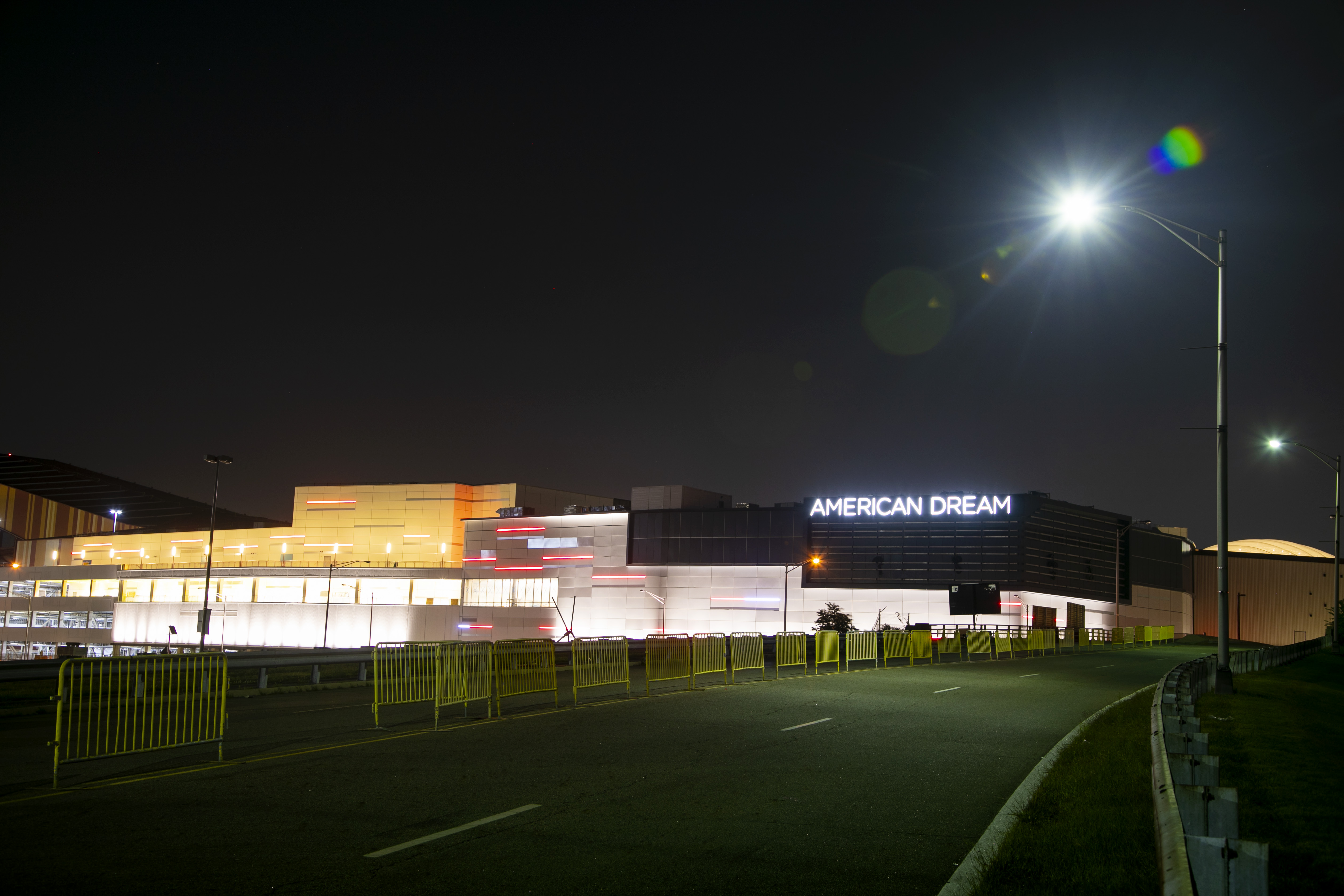 First Phase Of Massive N J American Dream Mall Opens Friday