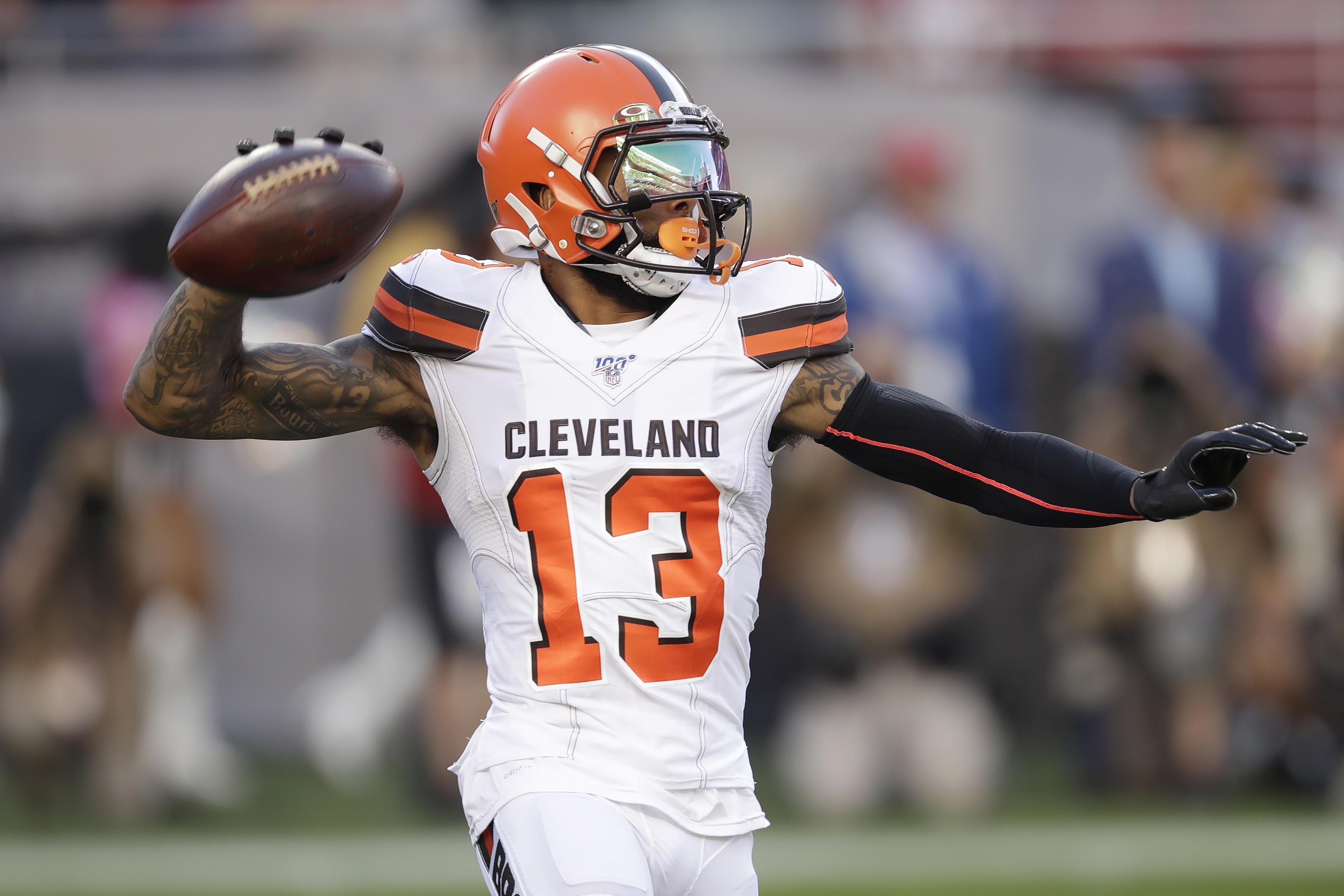 NFL rumors: Is Browns' Odell Beckham the next Deion Sanders or Bo Jackson? Does OBJ know Prime Time?