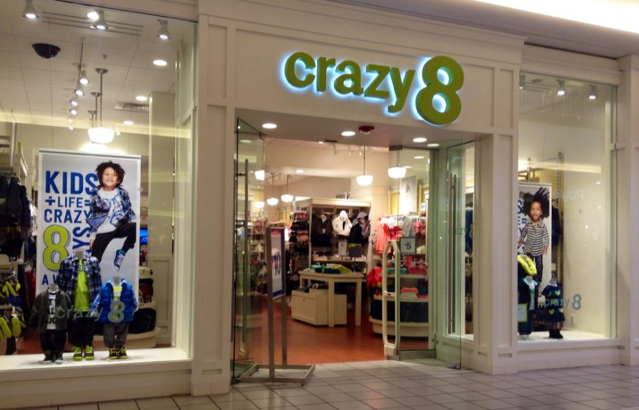 e7f95407d Crazy 8 closing; Children's clothing chain operated by Gymboree - al.com