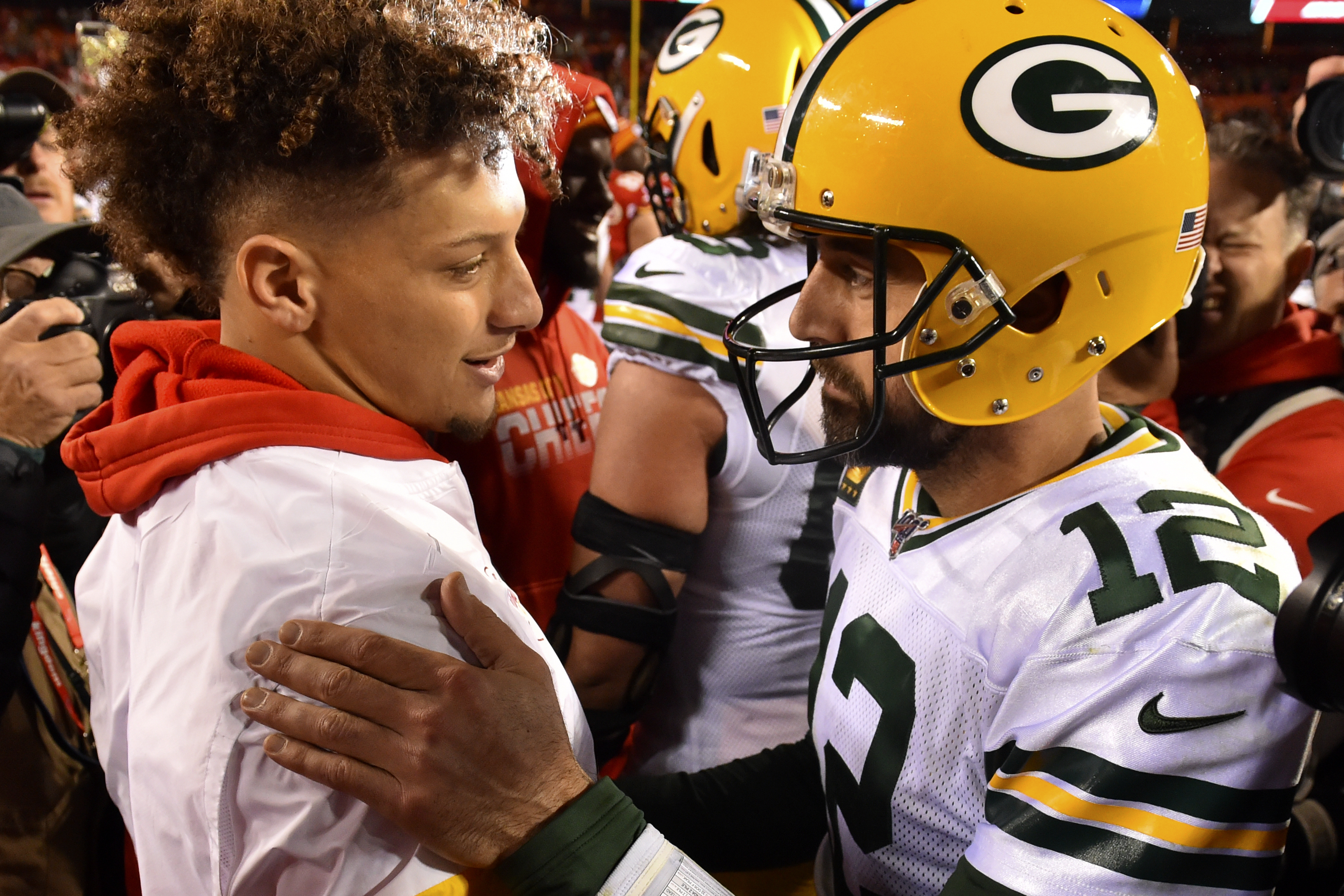 49ers Ruin Mahomes Rodgers Super Bowl For State Farm Cleveland Com