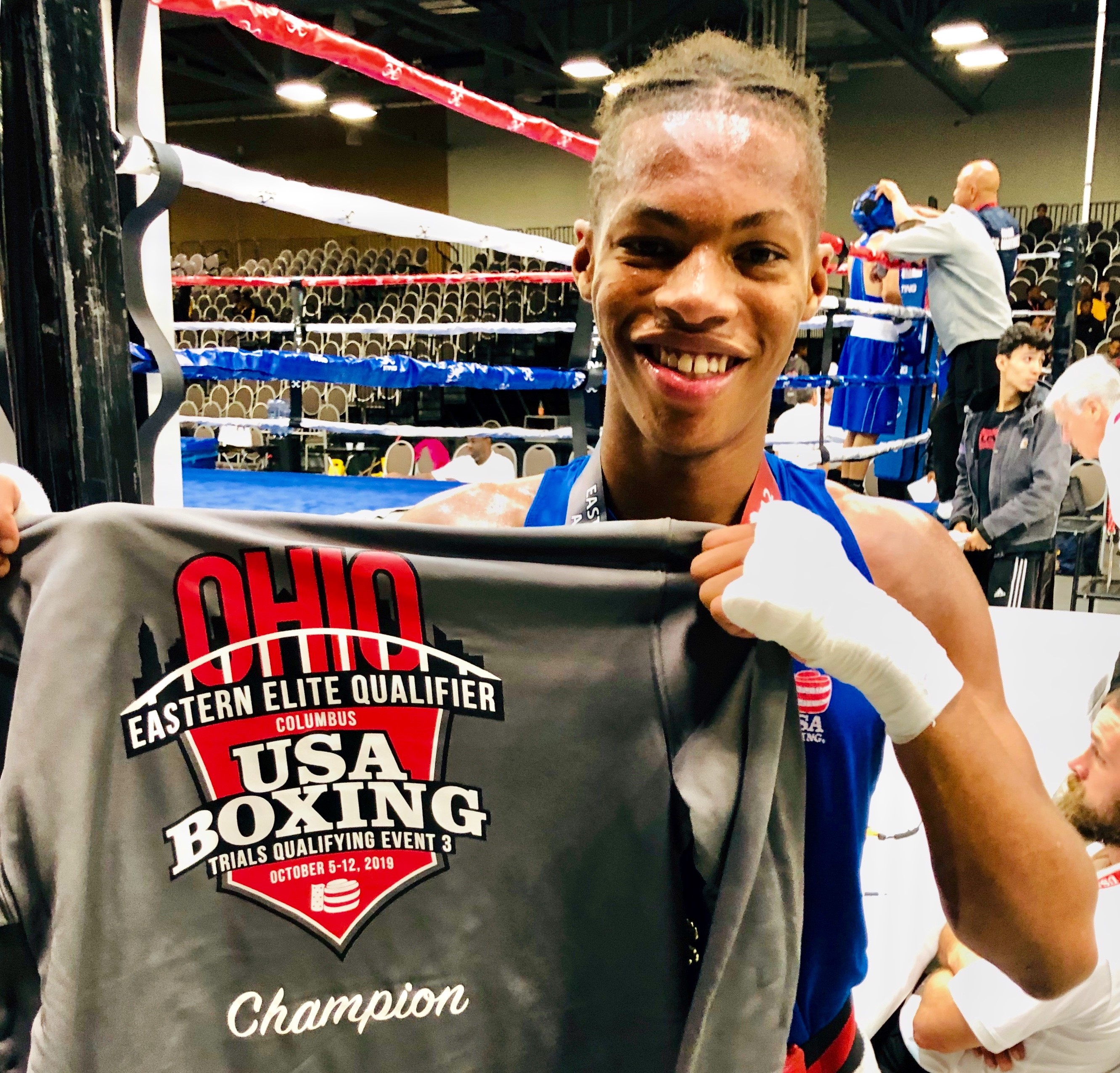 Syracuse boxer Amir 'Cash' Anderson, 15, wins tournament, inches closer to USA team
