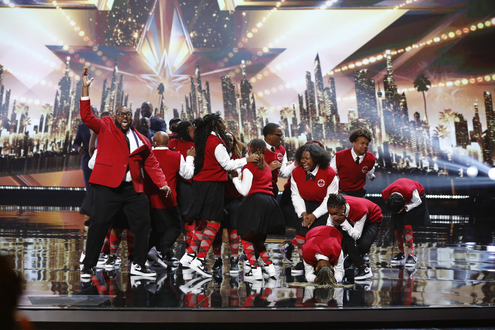 Detroit Youth Choir makes 'America's Got Talent' finals for shot at $1 million