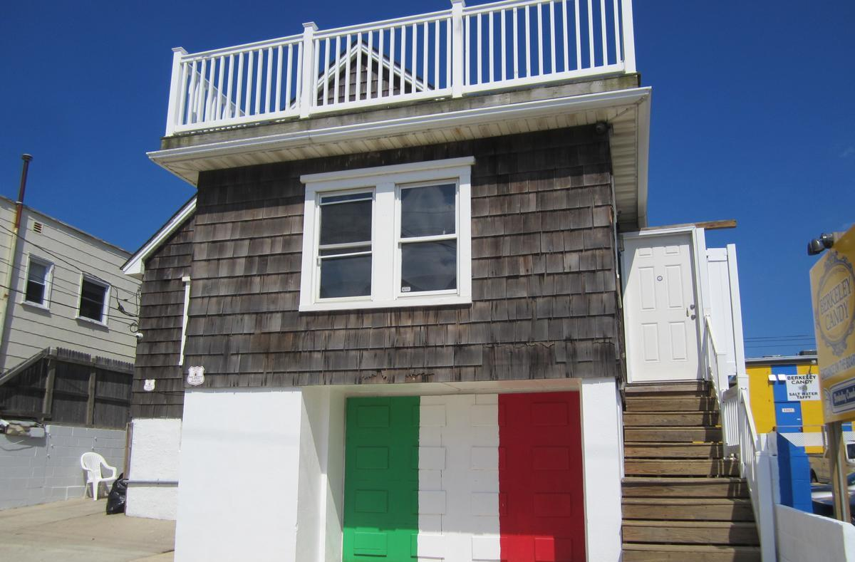 You can rent the 'Jersey Shore' house, if it's not already sold out