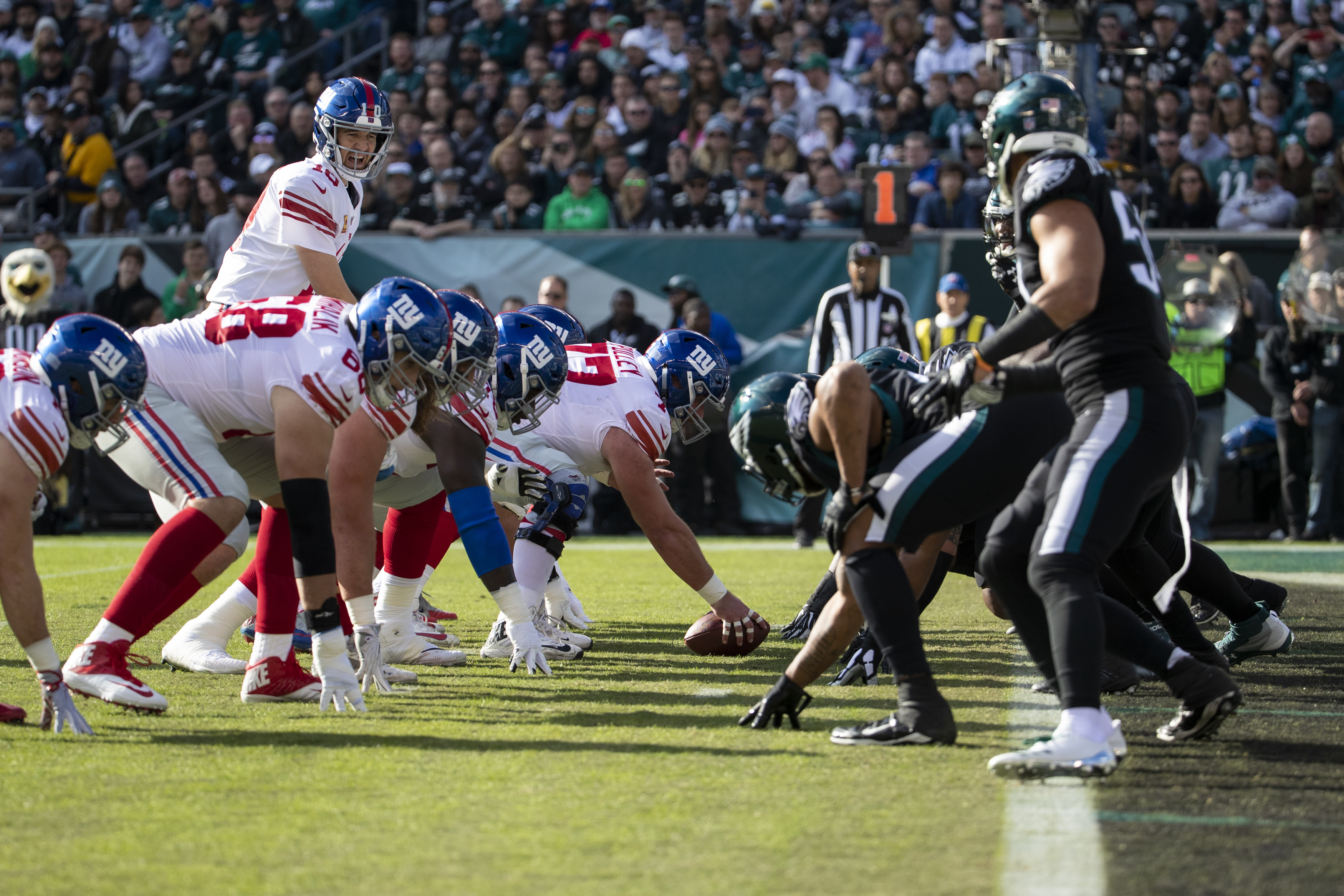 Nfl Tv Schedule What Time Channel Is New York Giants Vs
