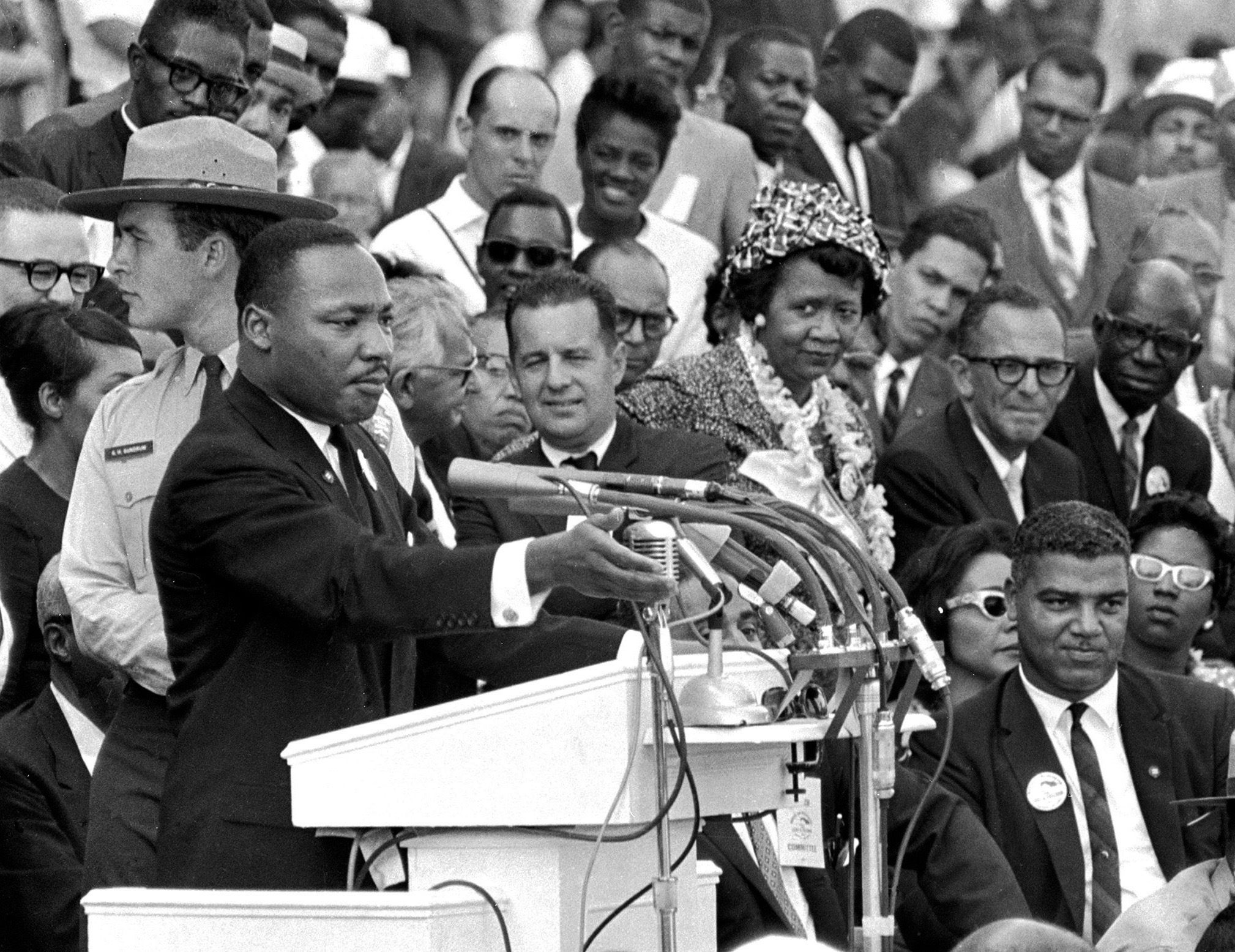 Martin Luther King Jr Gave I Have A Dream Speech In Washington In 1963 Vintage Photos Pennlive Com