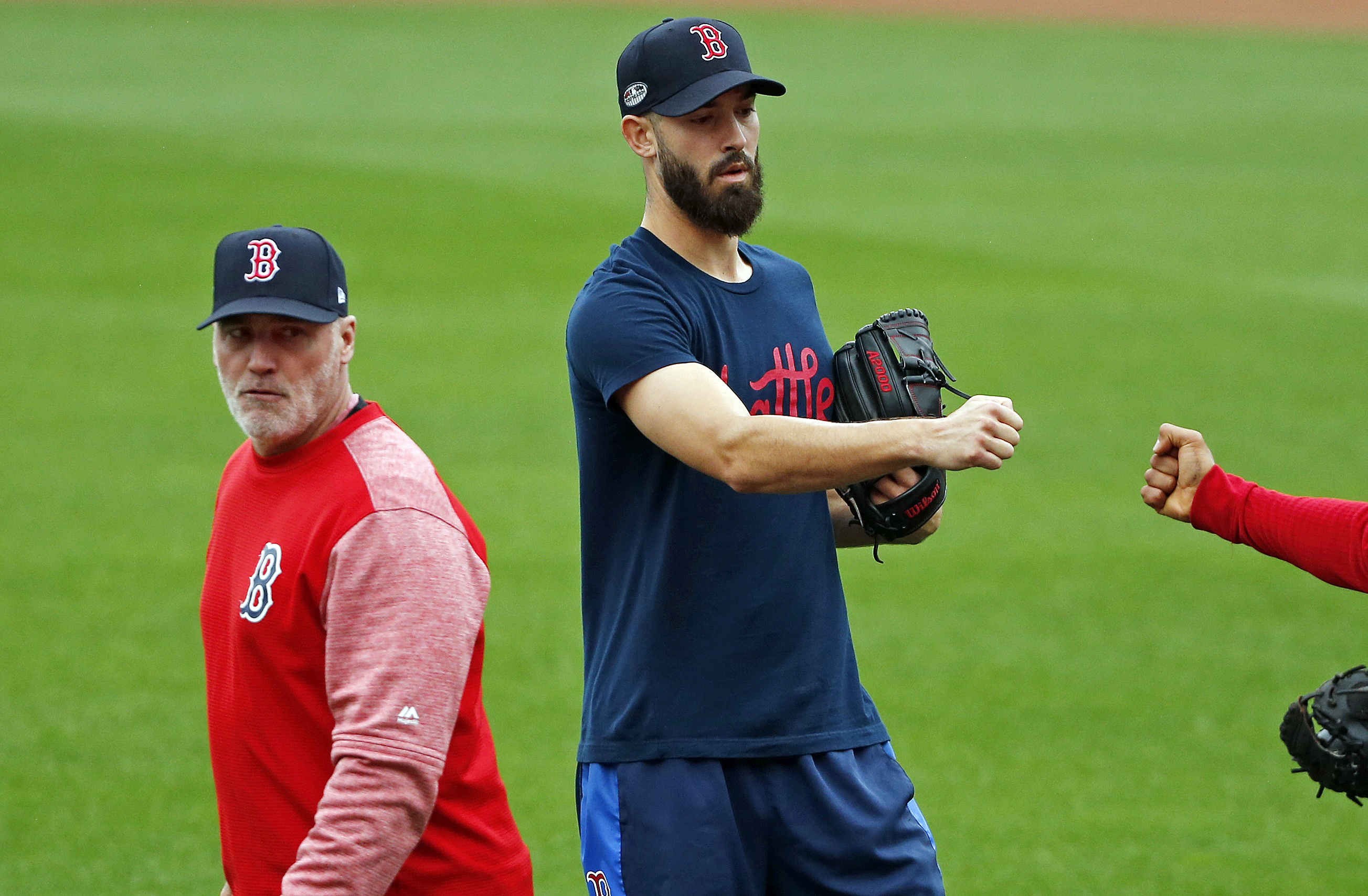 Boston Red Sox's next pitching coach will be tasked with building cohesive culture; team starting wide-ranging search for Dana LeVangie's replacement