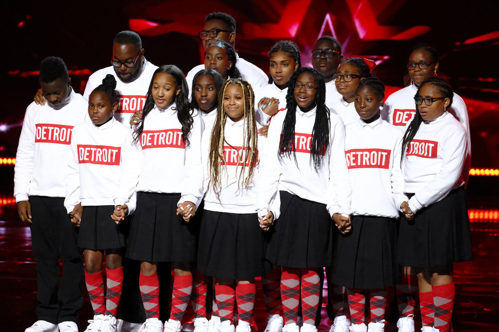 Wow! Detroit Youth Choir and Kodi Lee finish top 2 on 'America's Got Talent:' Who won?