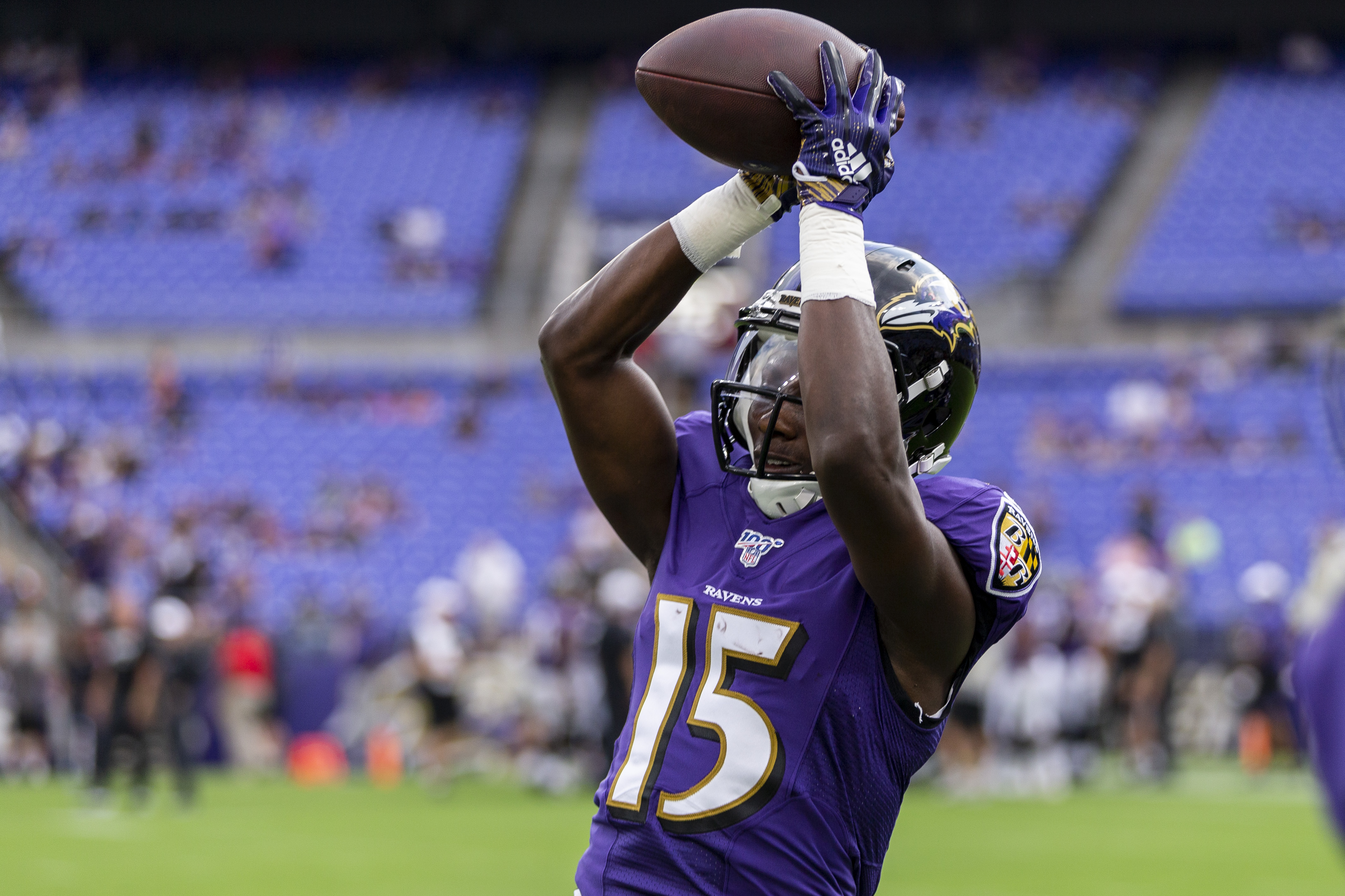 Baltimore Ravens vs. Seattle Seahawks injury report: Ravens list 1 as doubtful, 5 as questionable