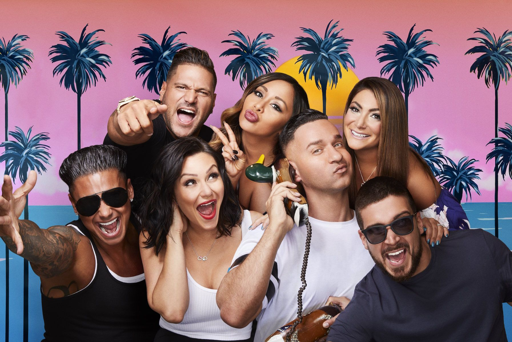 jersey shore family vacation online stream free