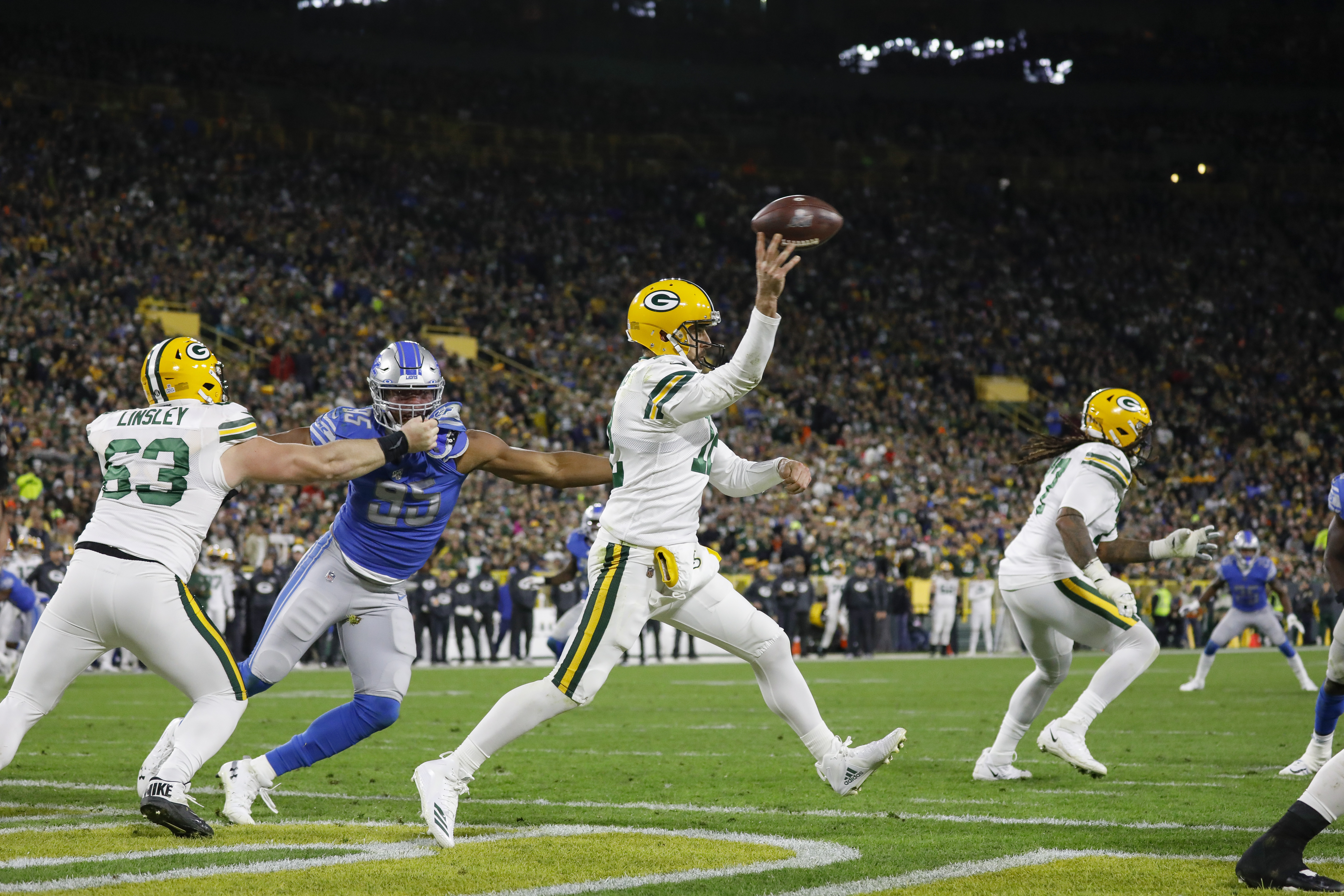 Final Score Predictions For Detroit Lions Vs Green Bay Packers In Week 17 Mlive Com