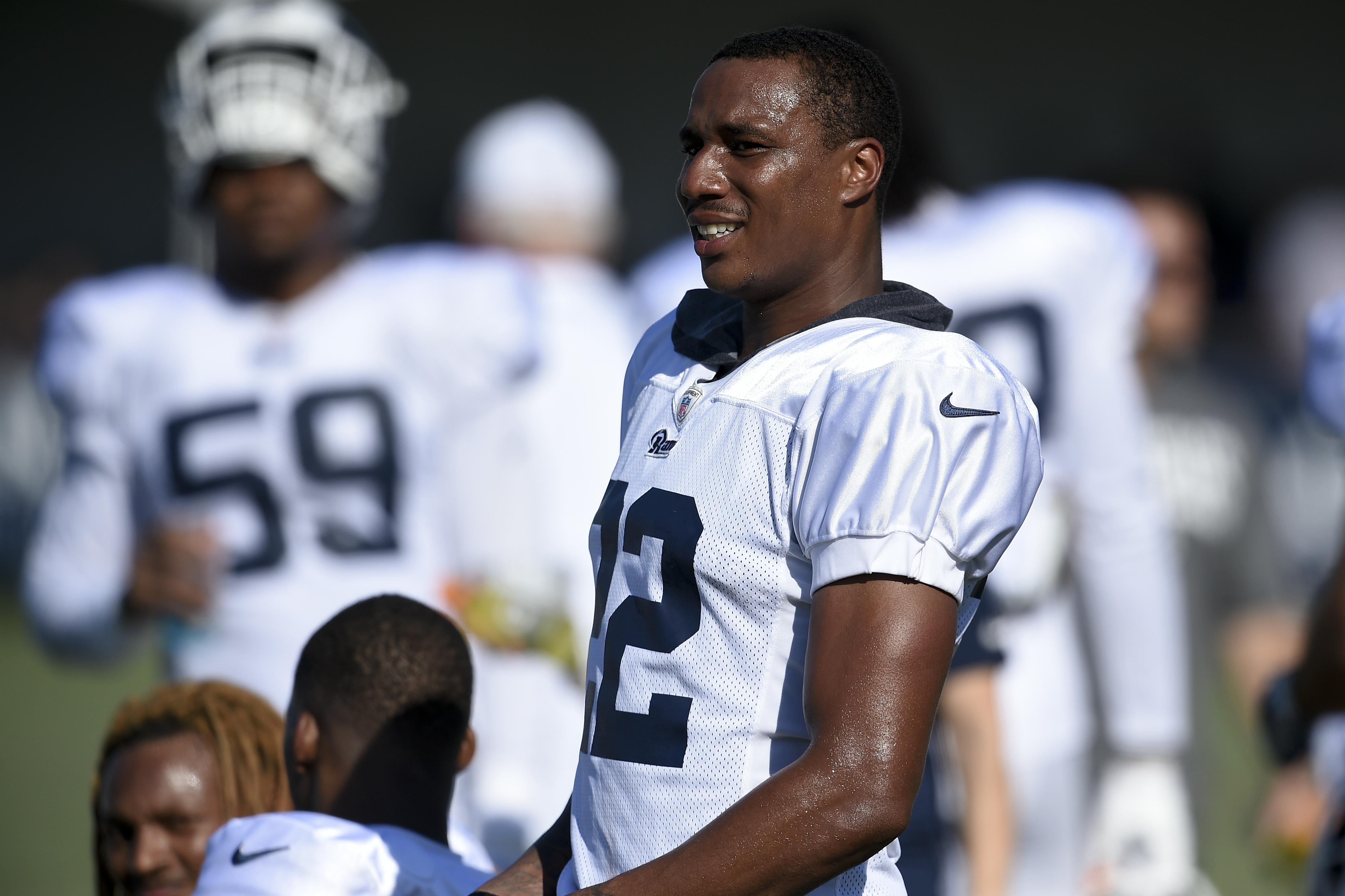 Baltimore Ravens' Marcus Peters discusses feelings after trade, mindset for Sunday and more